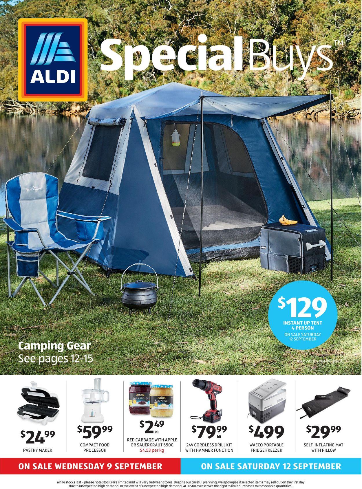 ALDI Catalogue - 09/09-15/09/2020