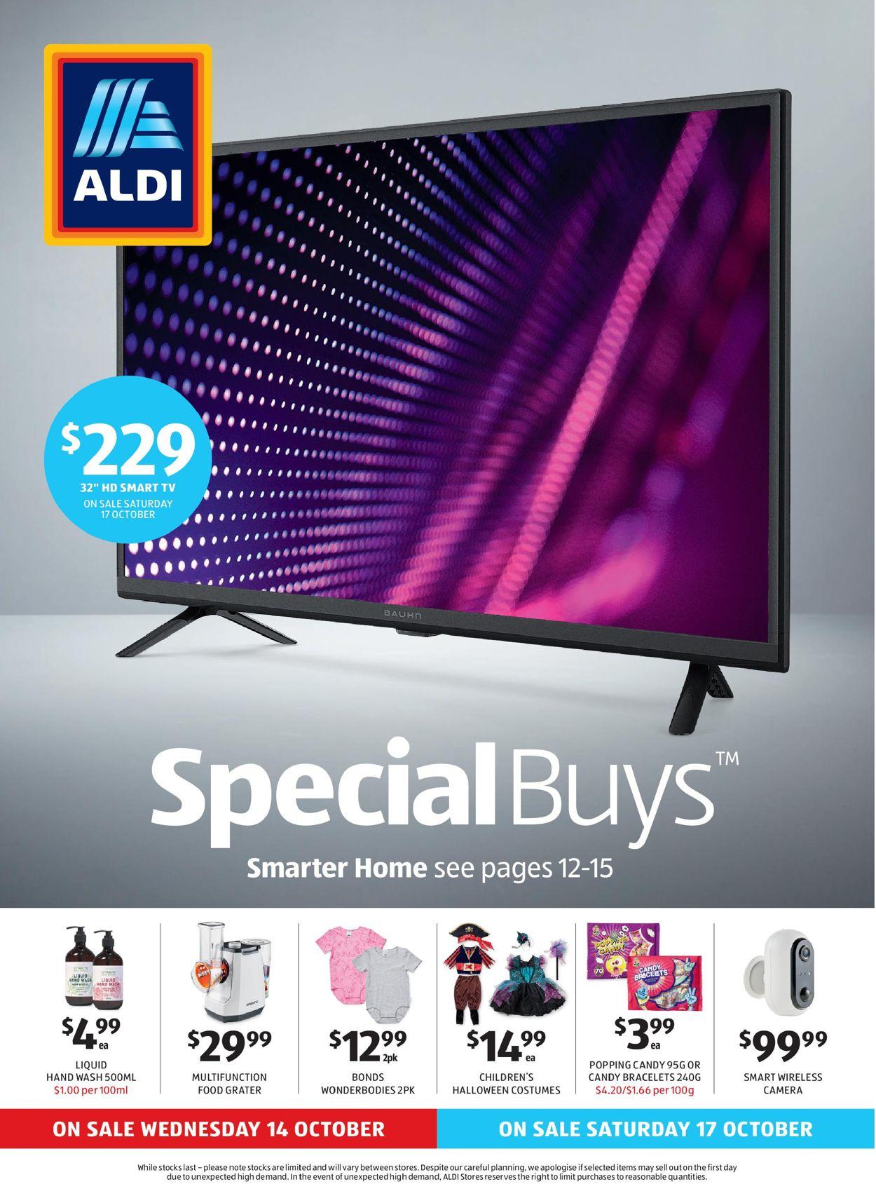ALDI Catalogue - 14/10-20/10/2020