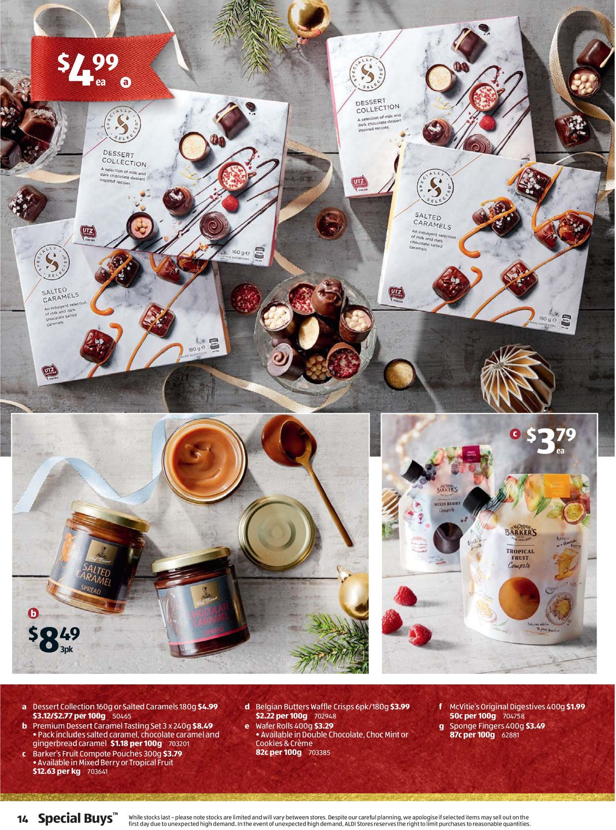 ALDI Black Friday 2020 Catalogue - 25/11-02/12/2020 (Page 14)