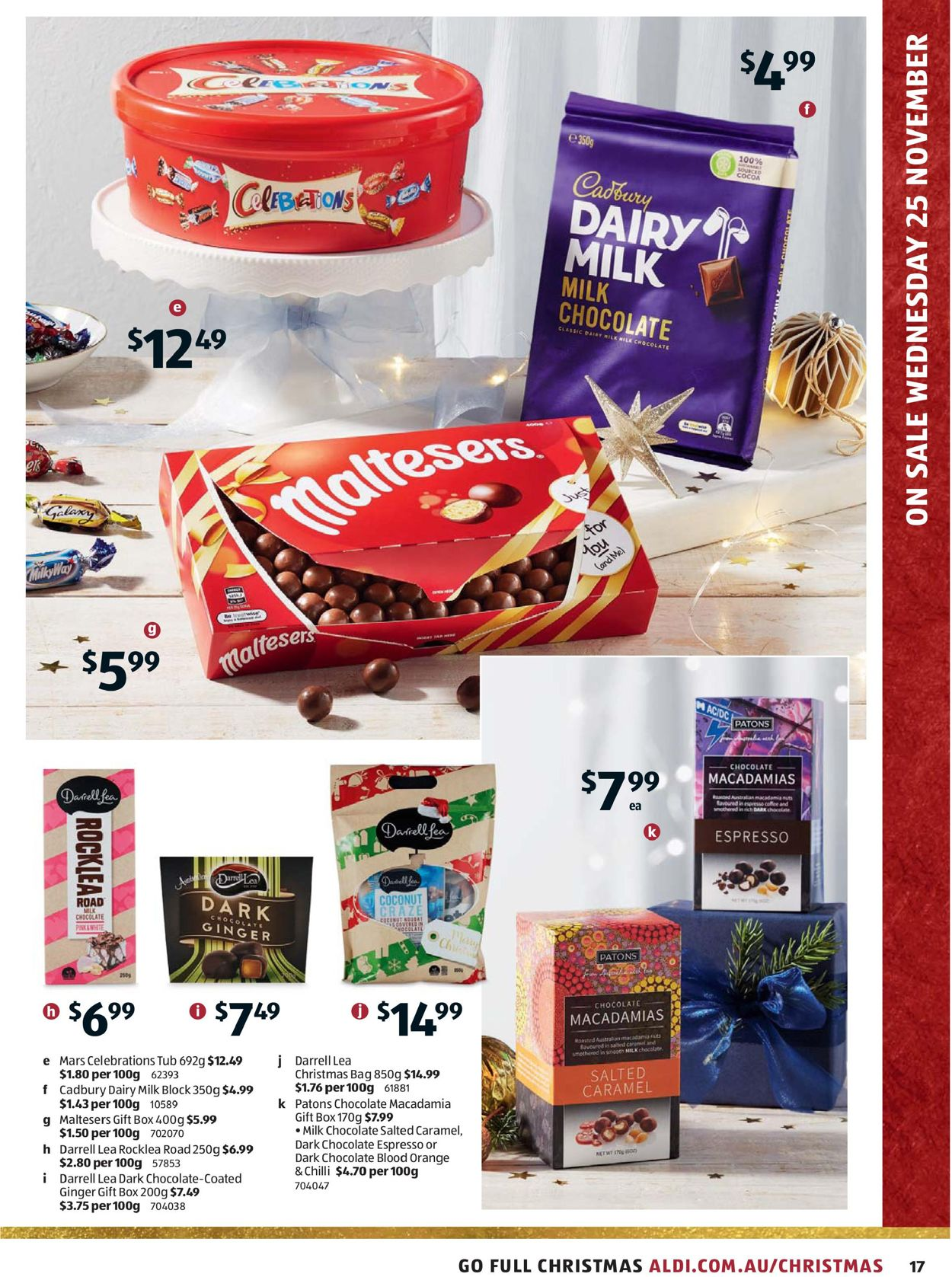ALDI Black Friday 2020 Catalogue - 25/11-02/12/2020 (Page 17)