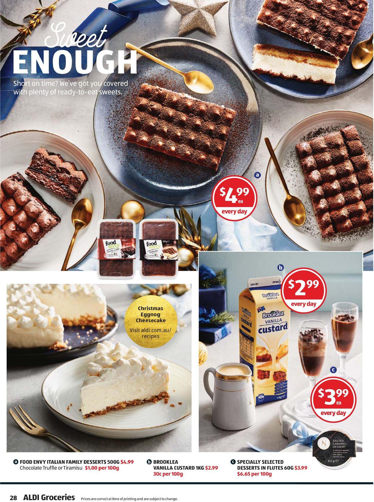 ALDI Black Friday 2020 Catalogue - 25/11-02/12/2020 (Page 28)