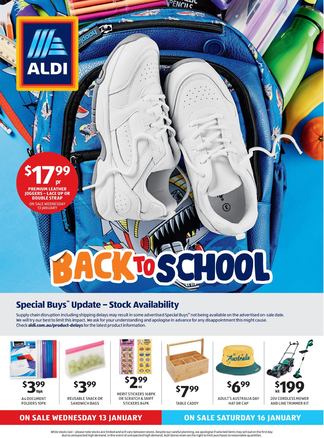 ALDI Catalogue - 13/01-20/01/2021