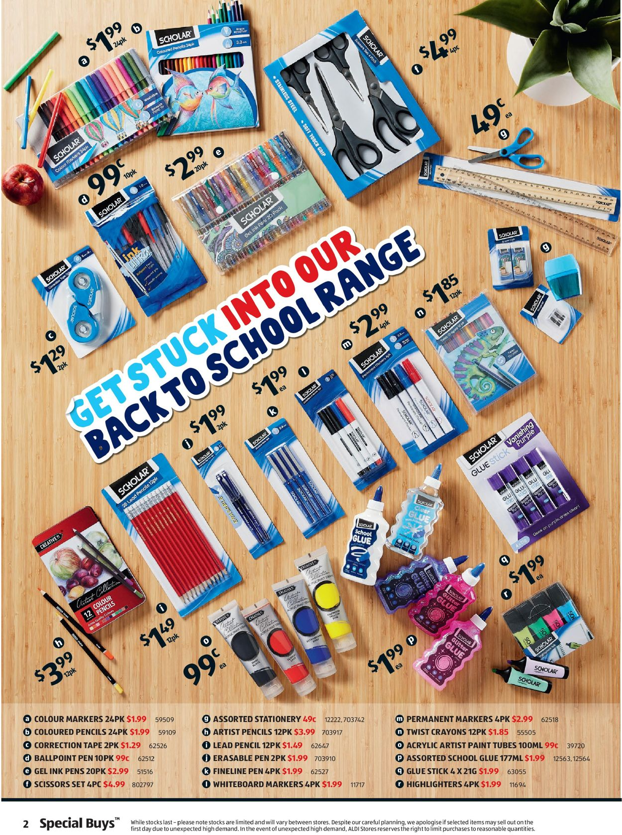 ALDI Catalogue - 13/01-20/01/2021 (Page 2)
