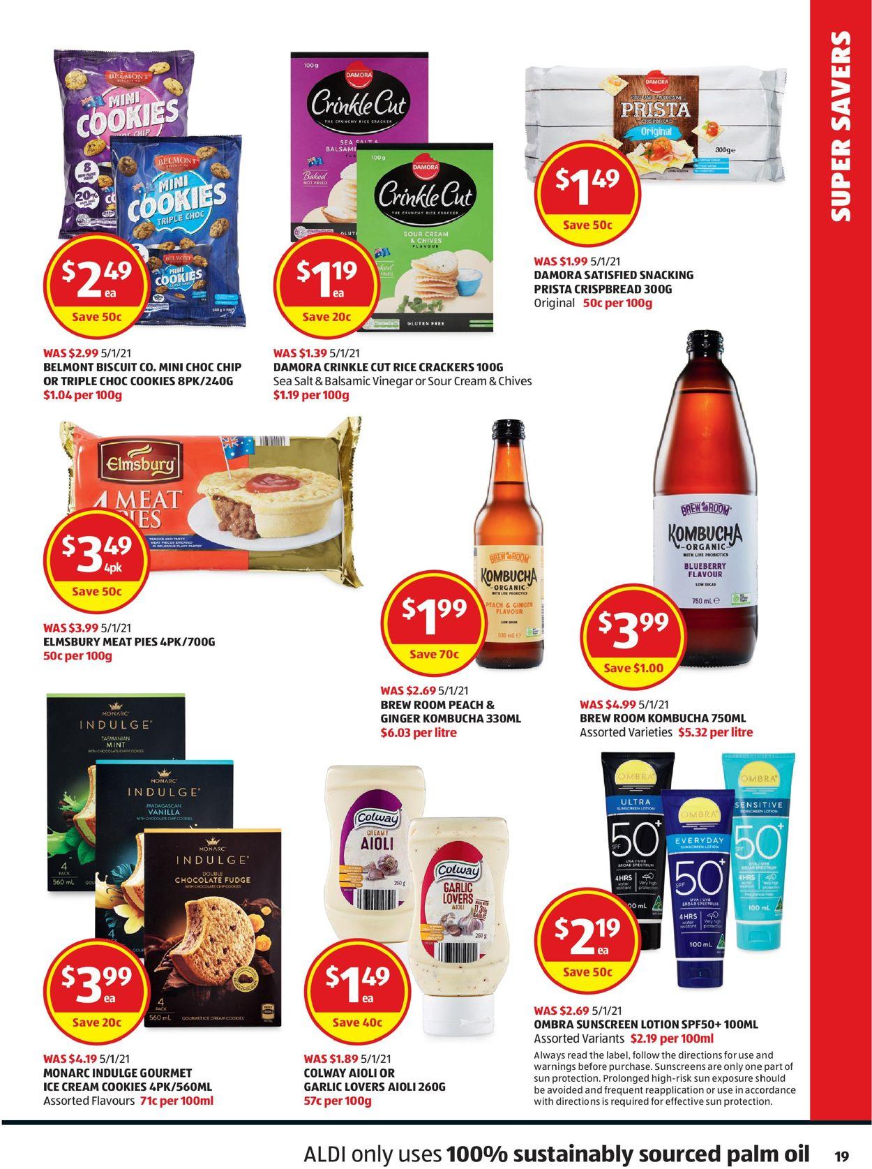 ALDI Catalogue - 13/01-20/01/2021 (Page 19)
