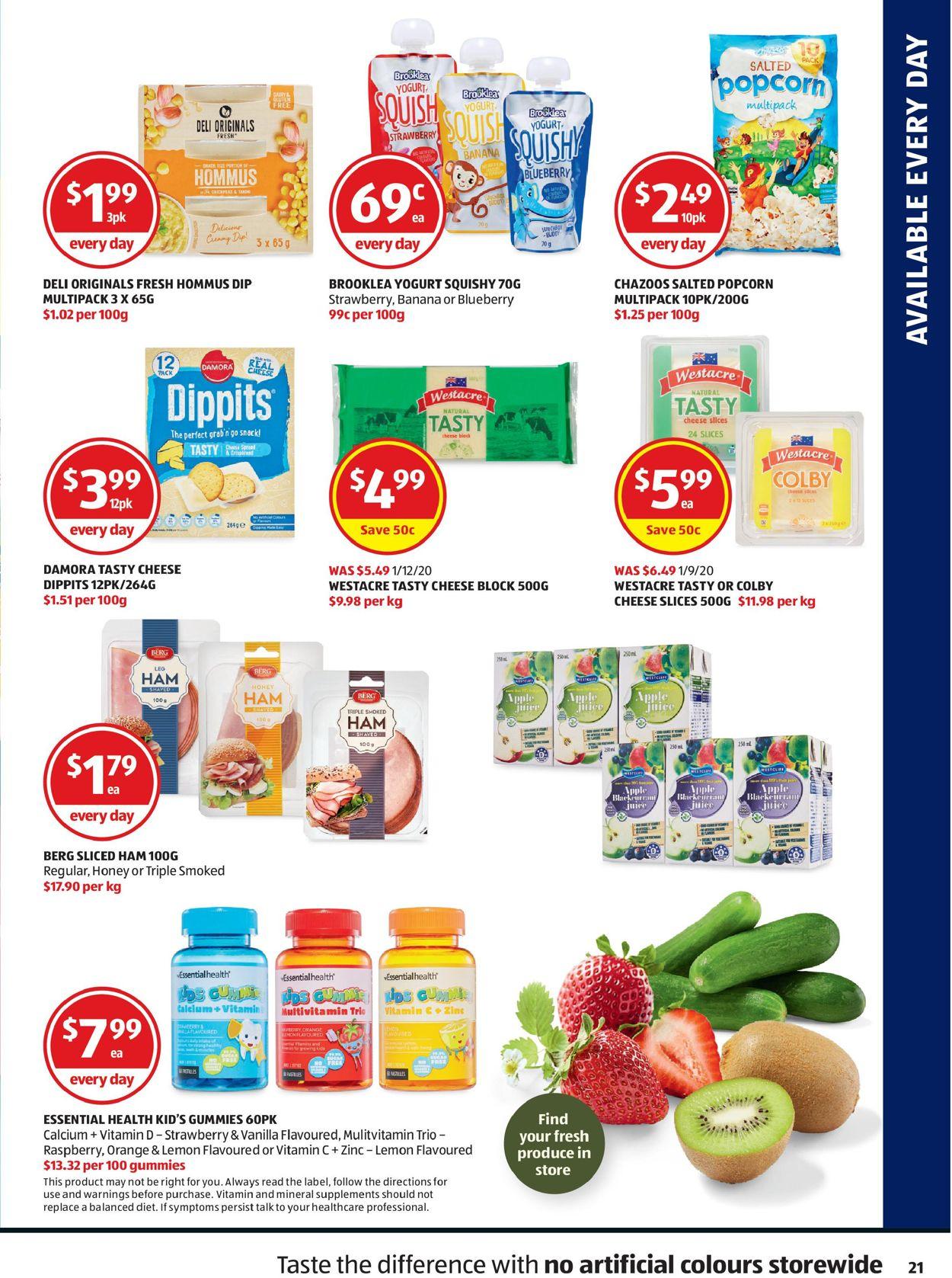 ALDI Catalogue - 20/01-27/01/2021 (Page 21)