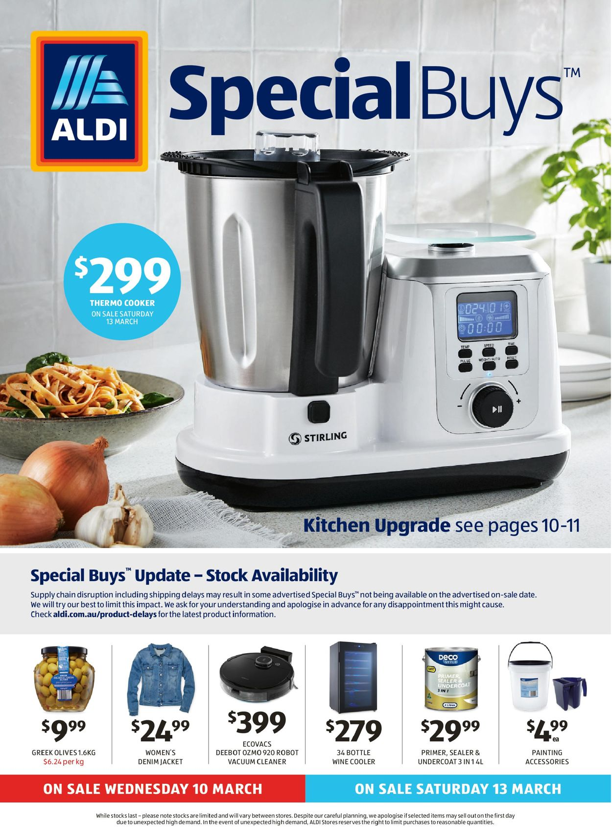 ALDI Catalogue - 10/03-17/03/2021