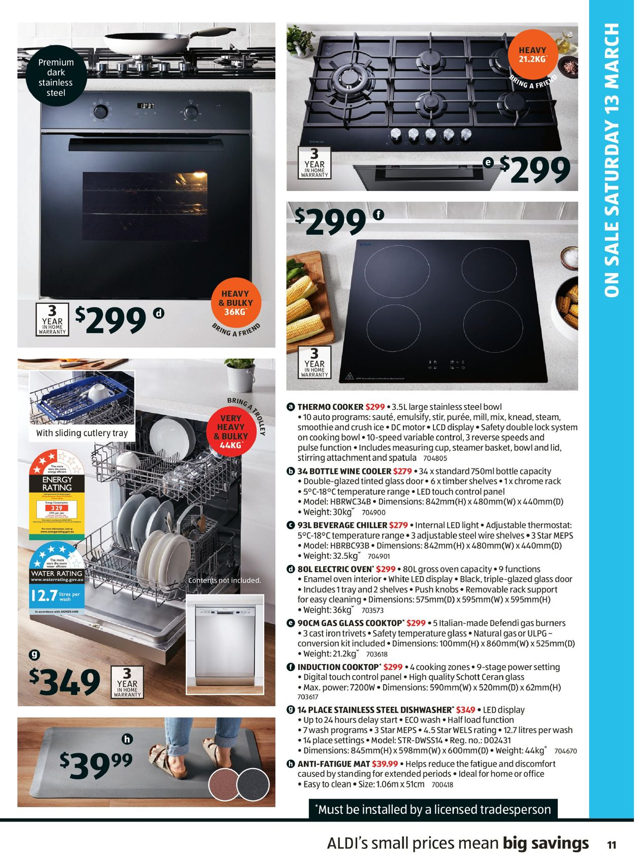 ALDI Catalogue - 10/03-17/03/2021 (Page 11)
