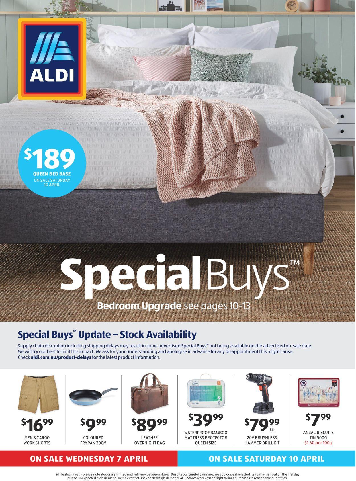 ALDI Catalogue - 07/04-14/04/2021