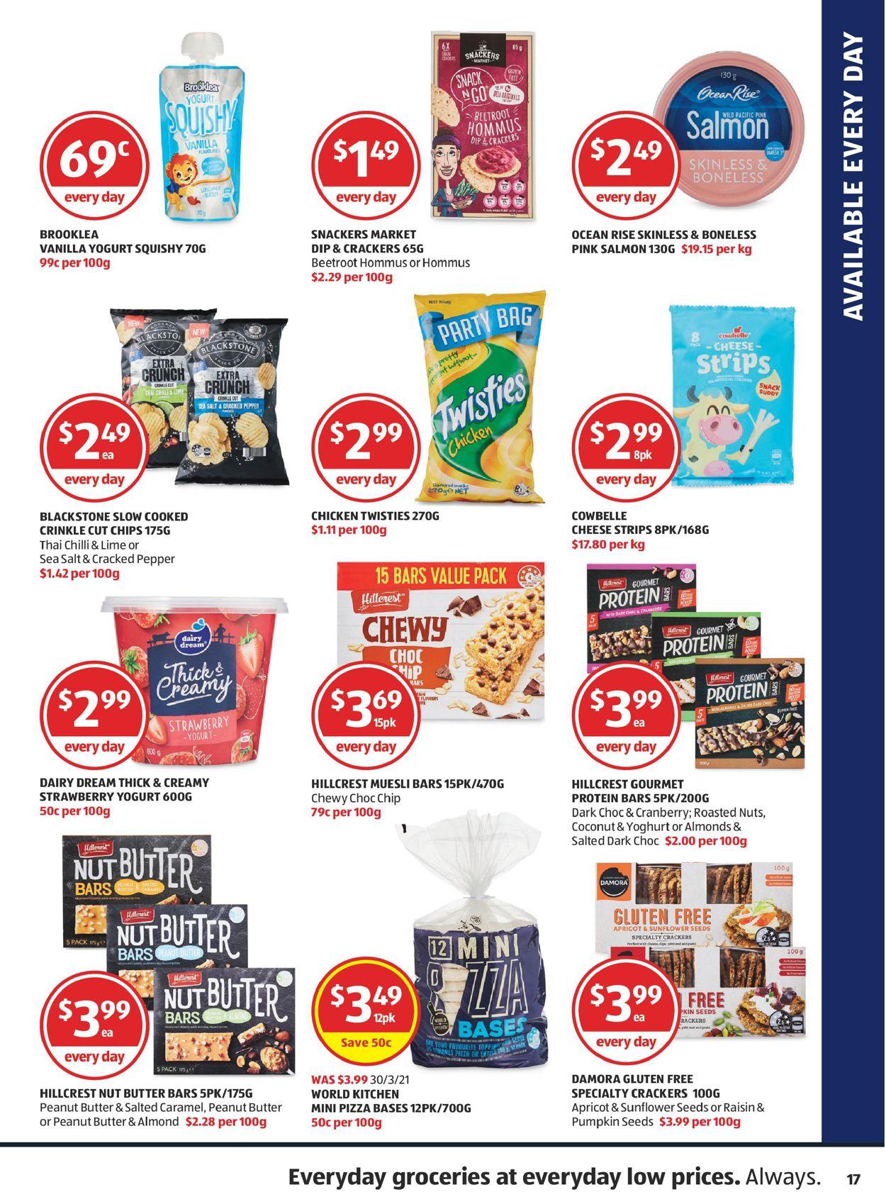 ALDI Catalogue - 07/04-14/04/2021 (Page 17)