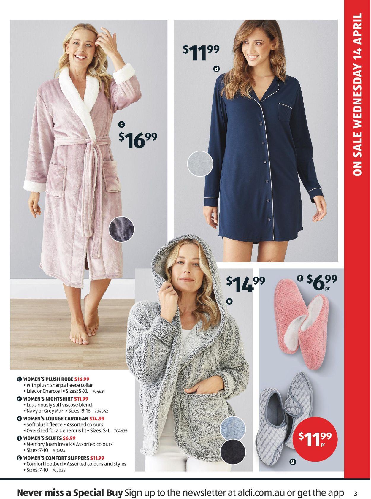 ALDI Catalogue - 14/04-21/04/2021 (Page 3)