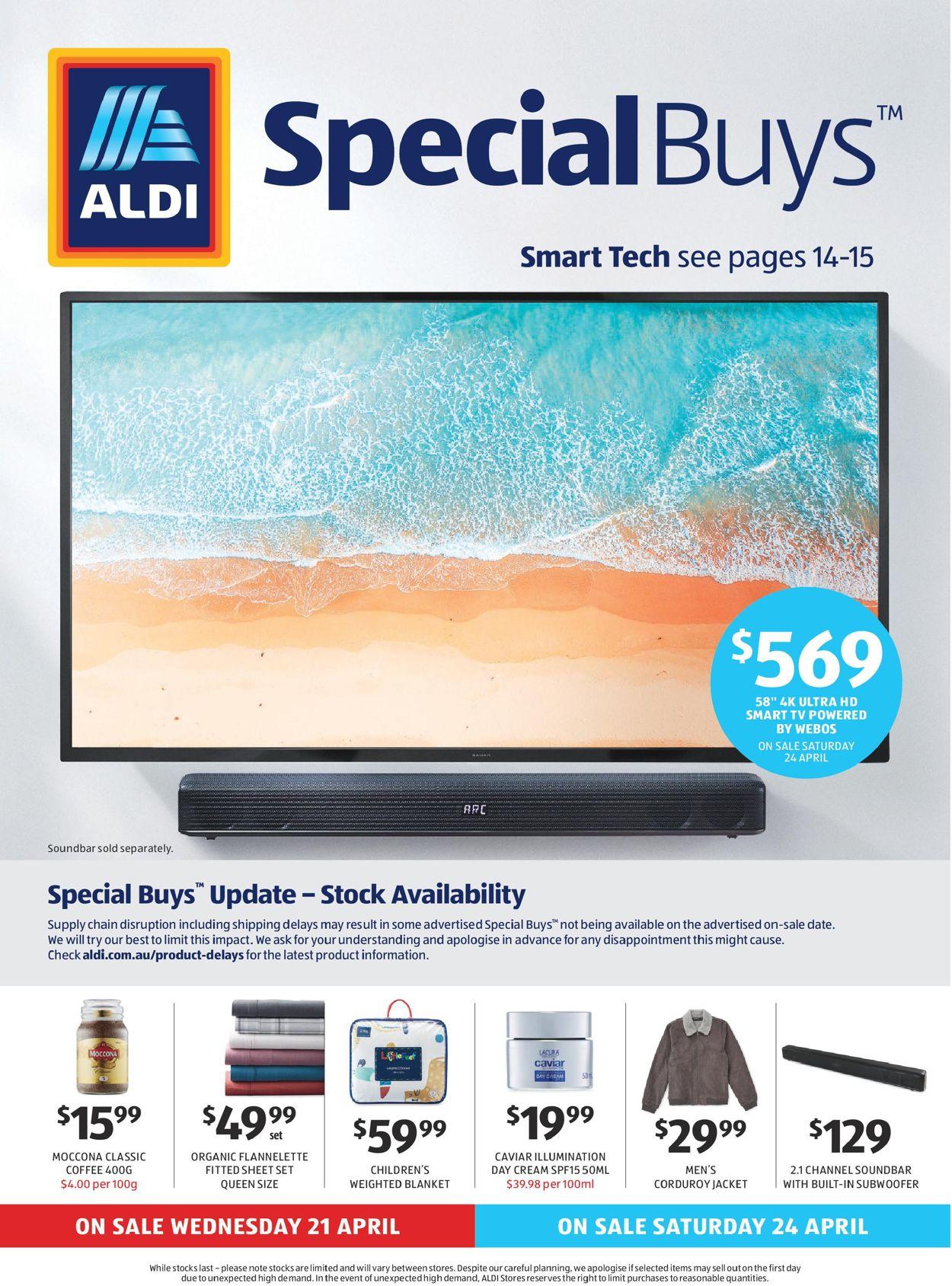 ALDI Catalogue - 21/04-28/04/2021