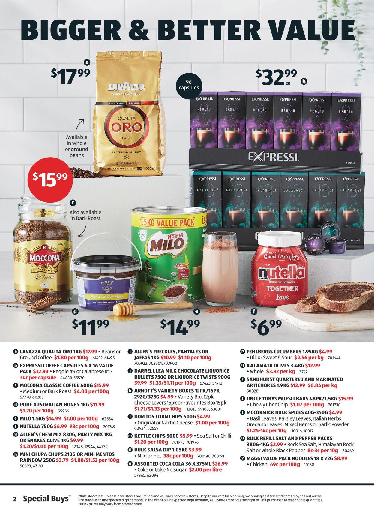 ALDI Catalogue - 21/04-28/04/2021 (Page 2)