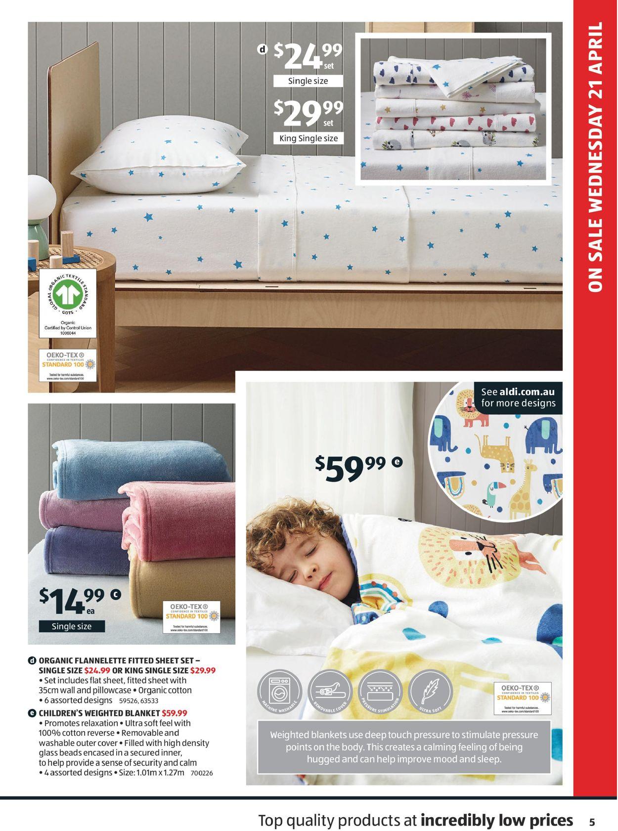 ALDI Catalogue - 21/04-28/04/2021 (Page 5)