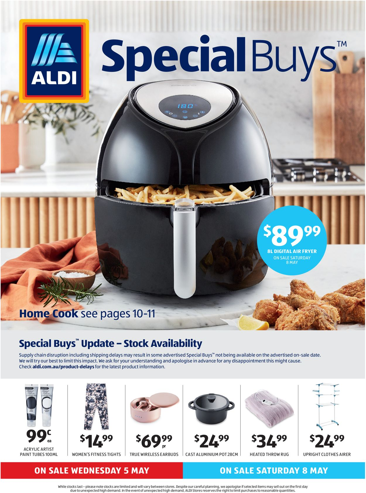 ALDI Catalogue - 05/05-11/05/2021