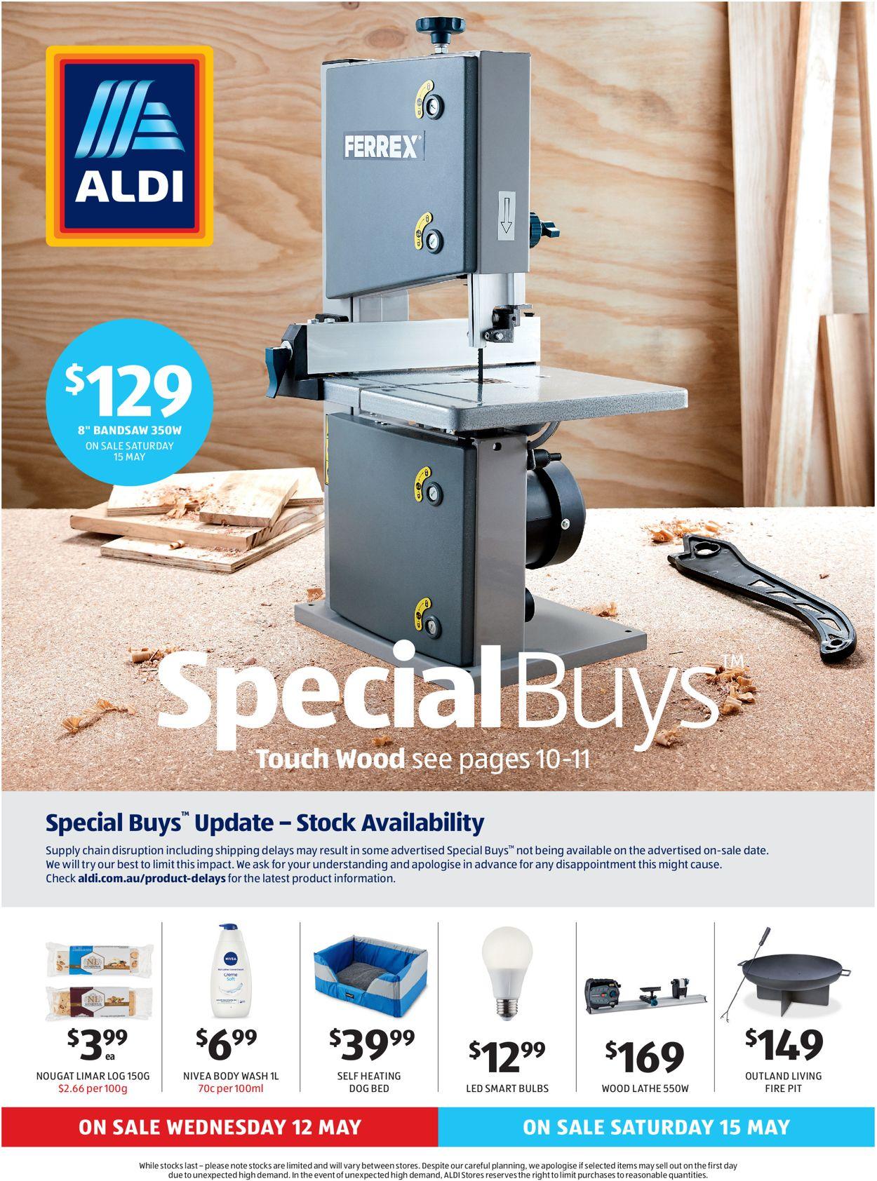 ALDI Catalogue - 12/05-18/05/2021