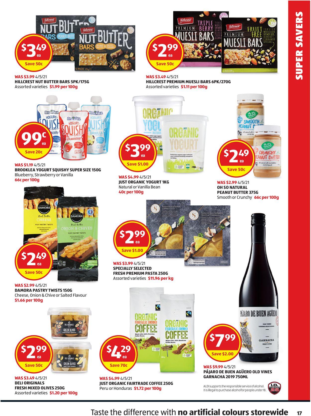 ALDI Catalogue - 12/05-18/05/2021 (Page 17)