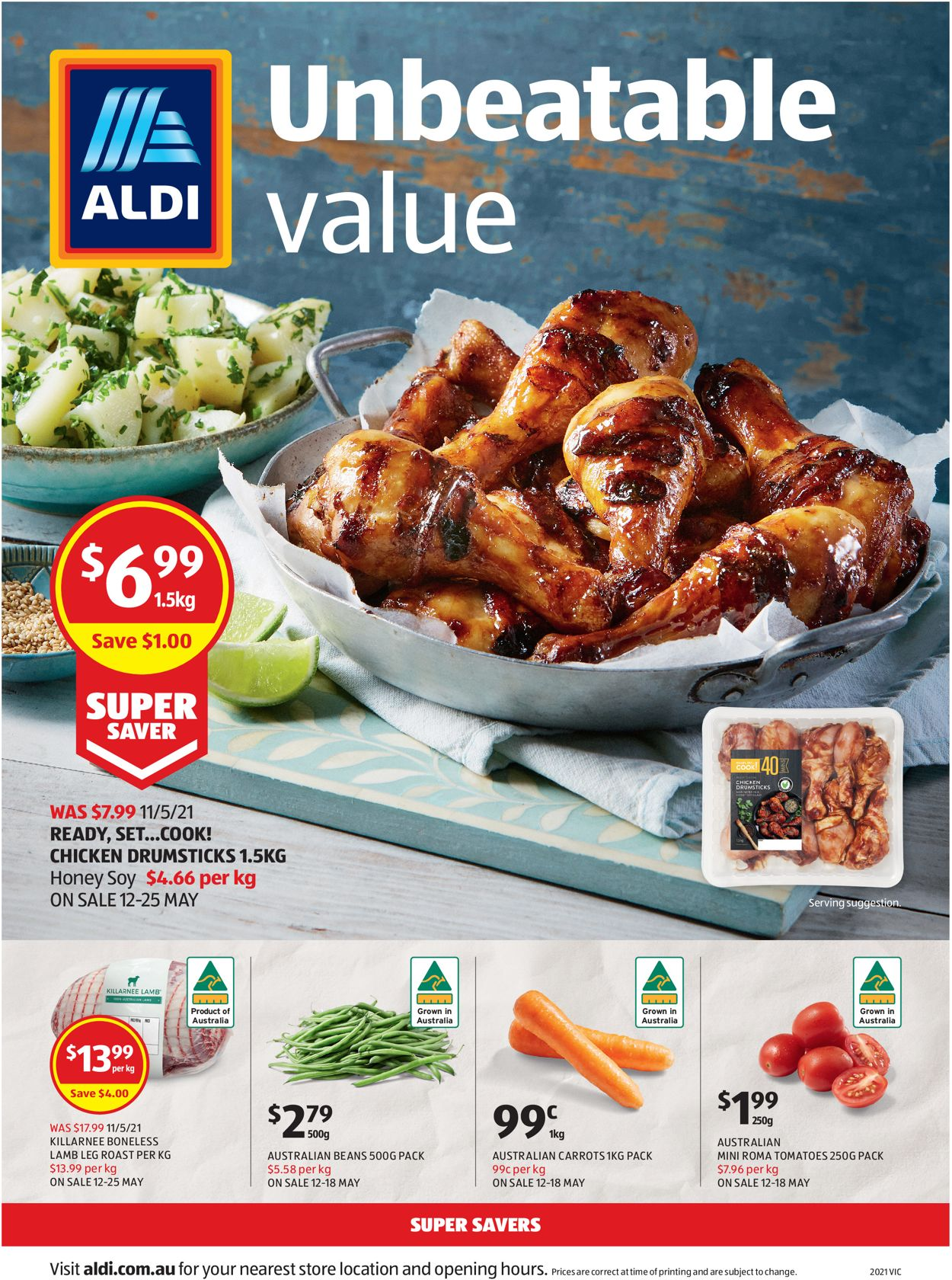 ALDI Catalogue - 19/05-25/05/2021 (Page 44)