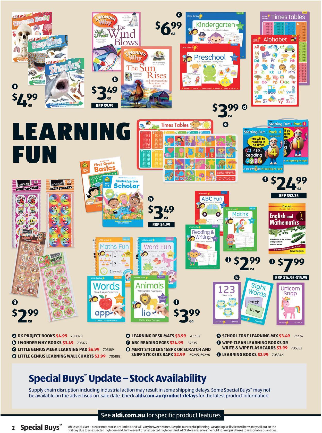 ALDI Catalogue - 26/05-01/06/2021 (Page 2)