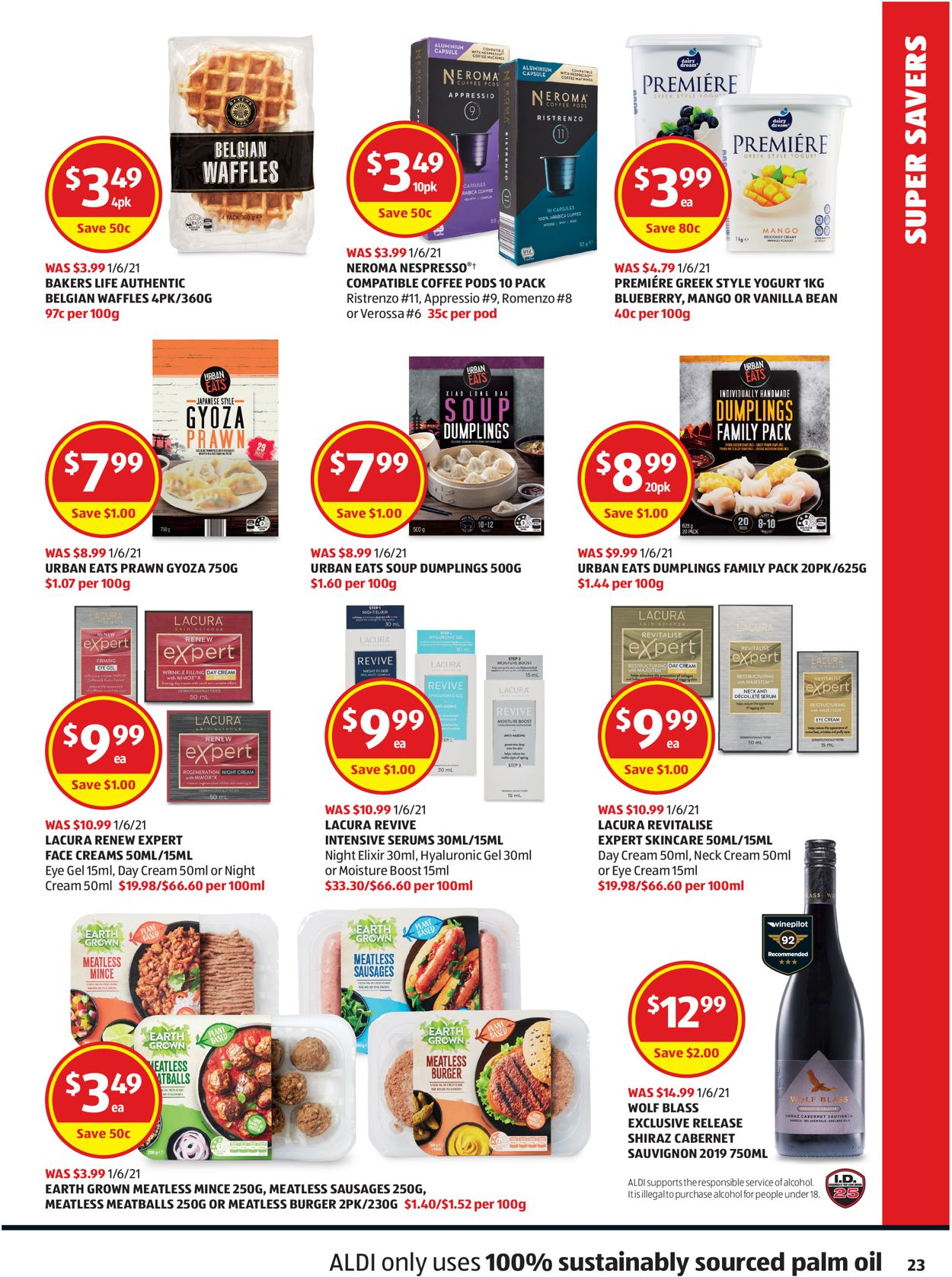 ALDI Catalogue - 09/06-15/06/2021 (Page 23)