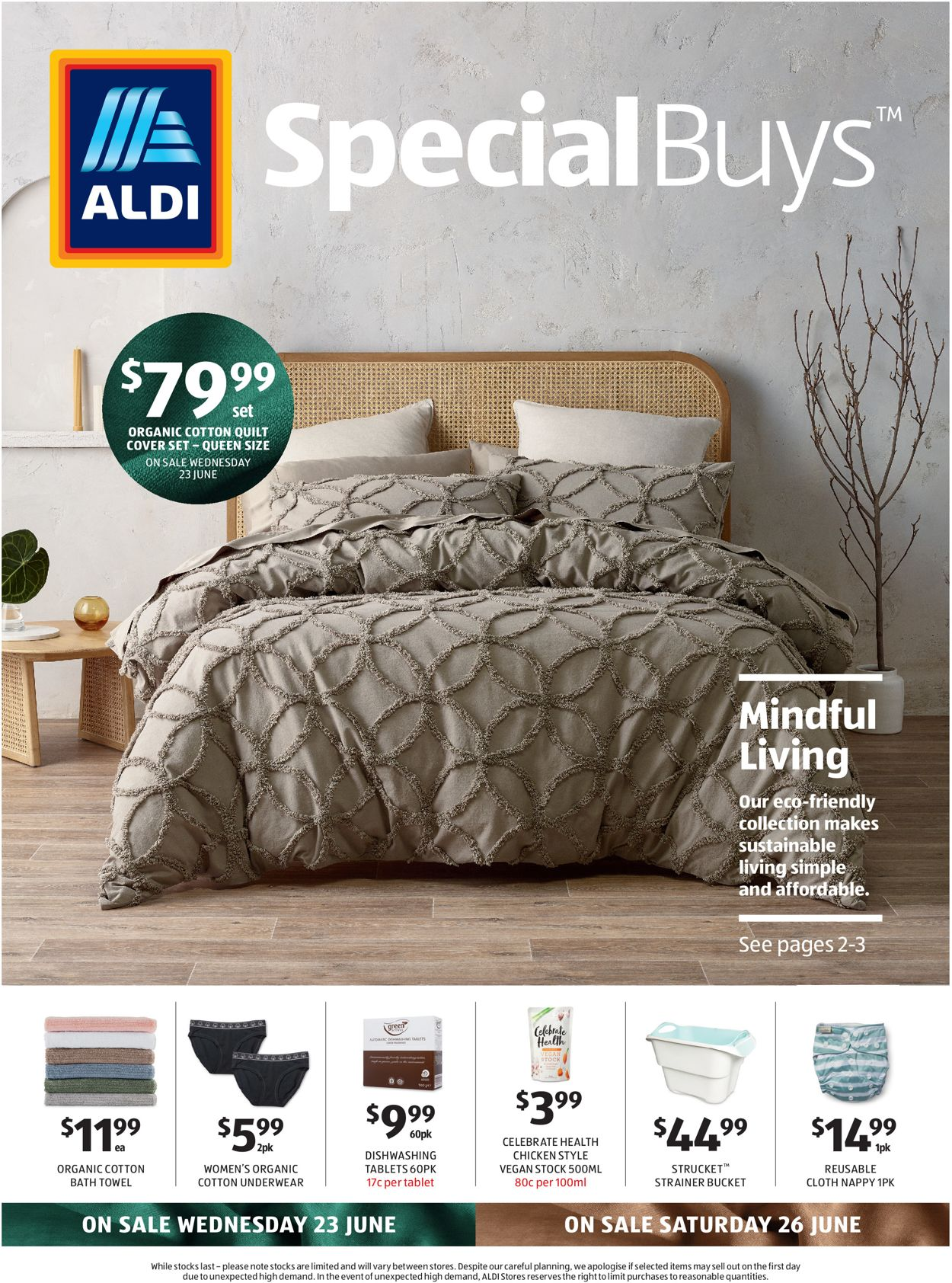 ALDI Catalogue - 23/06-29/06/2021