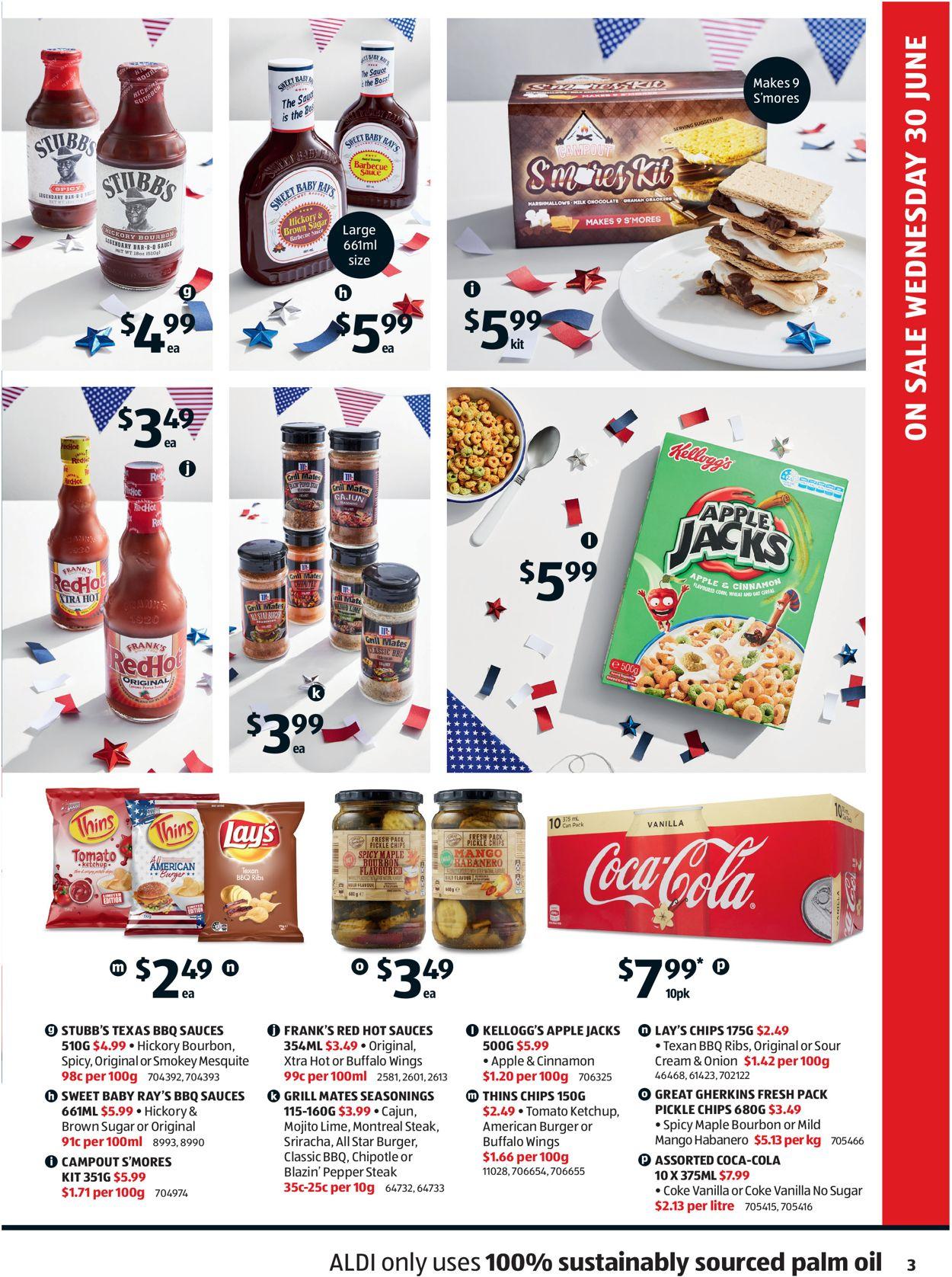 ALDI Catalogue - 30/06-06/07/2021 (Page 3)