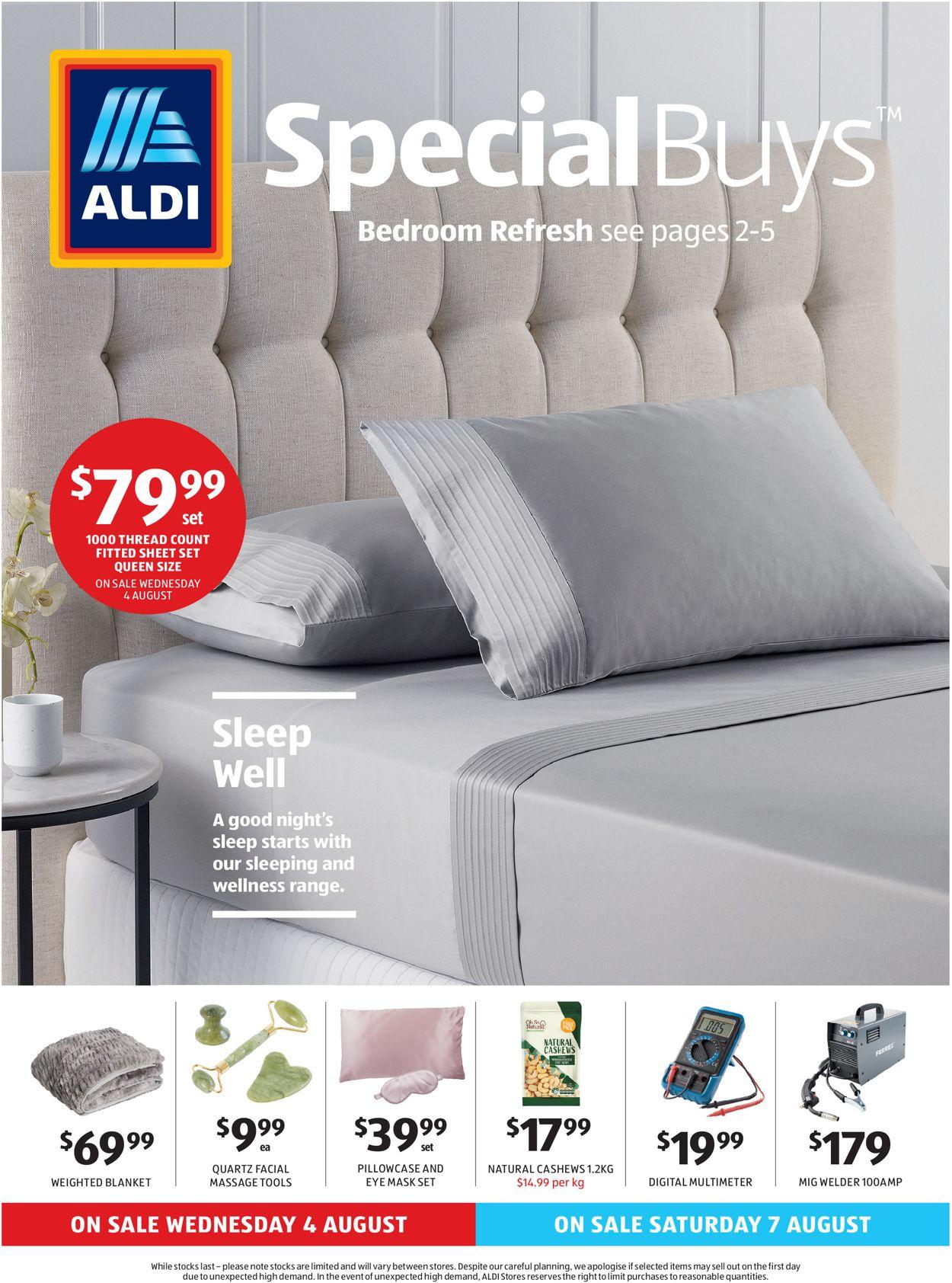 ALDI Catalogue - 04/08-10/08/2021