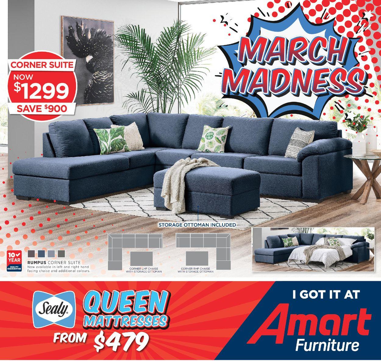 Amart Furniture Catalogue - 04/03-31/03/2020