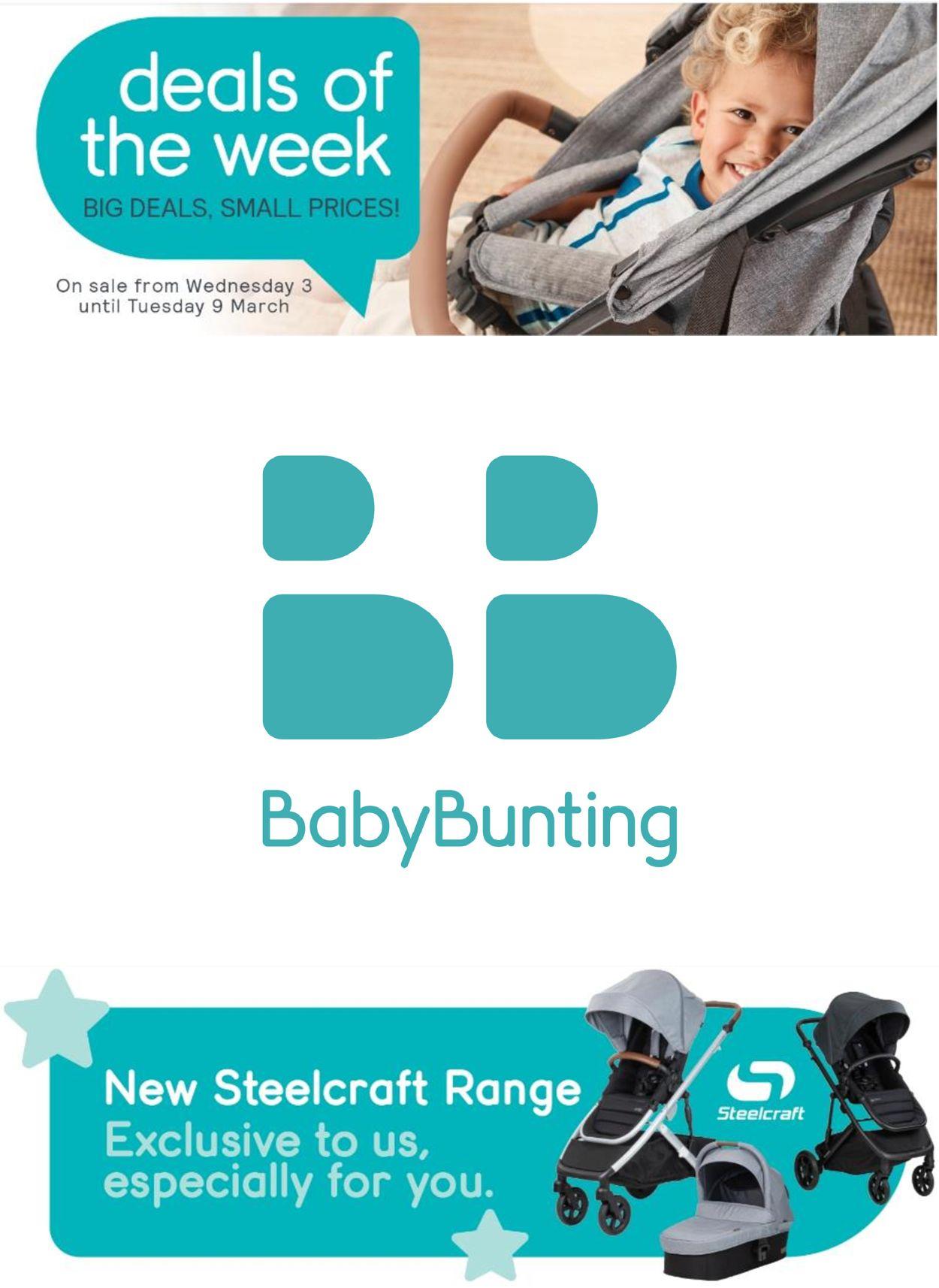 Baby Bunting Catalogue - 03/03-09/03/2021
