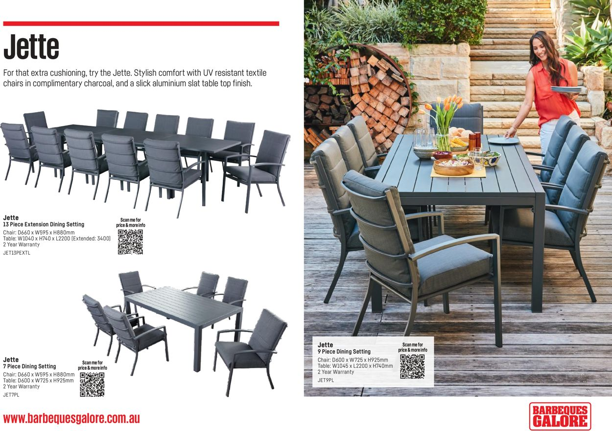 Barbeques Galore Catalogue - 01/04-30/06/2020