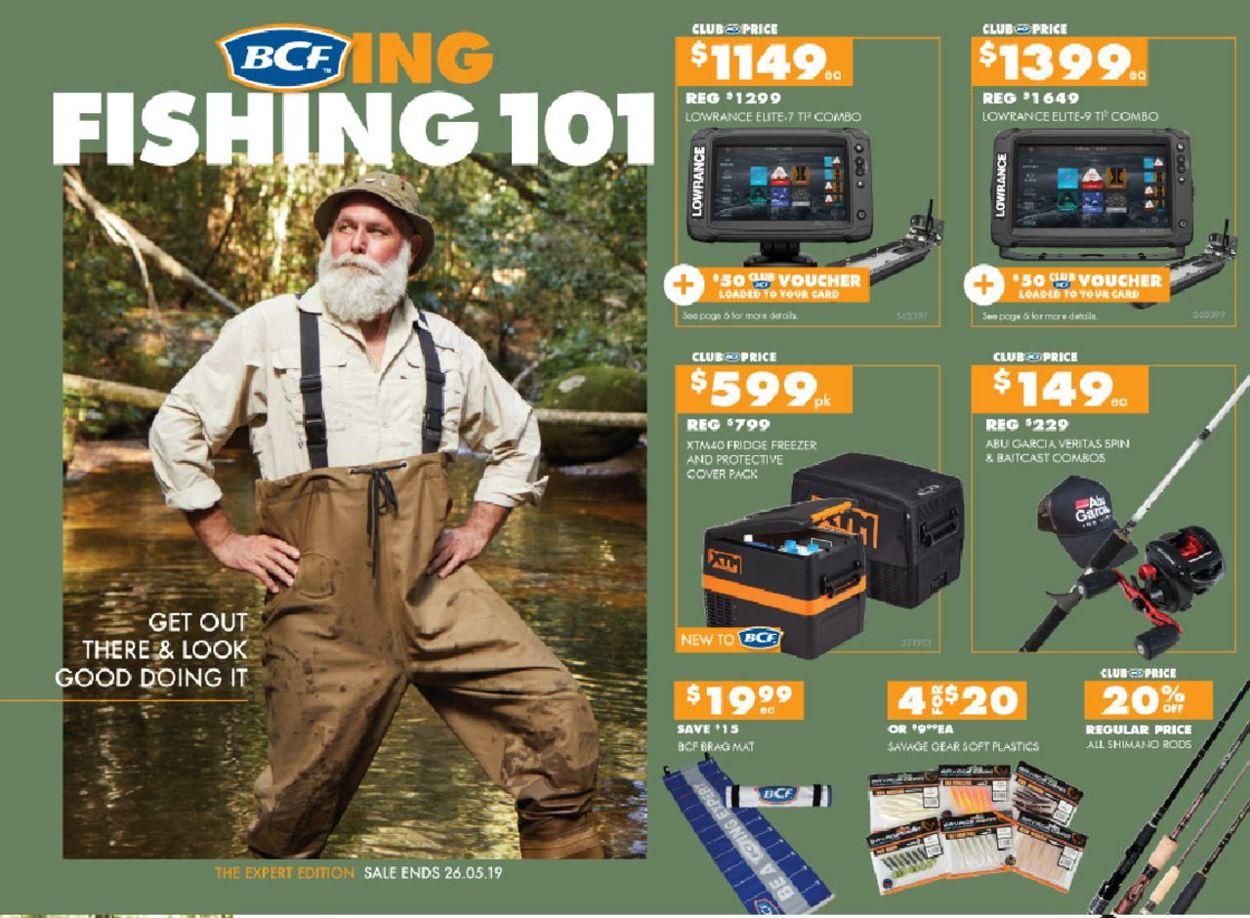 BCF Catalogue - 07/05-26/05/2019