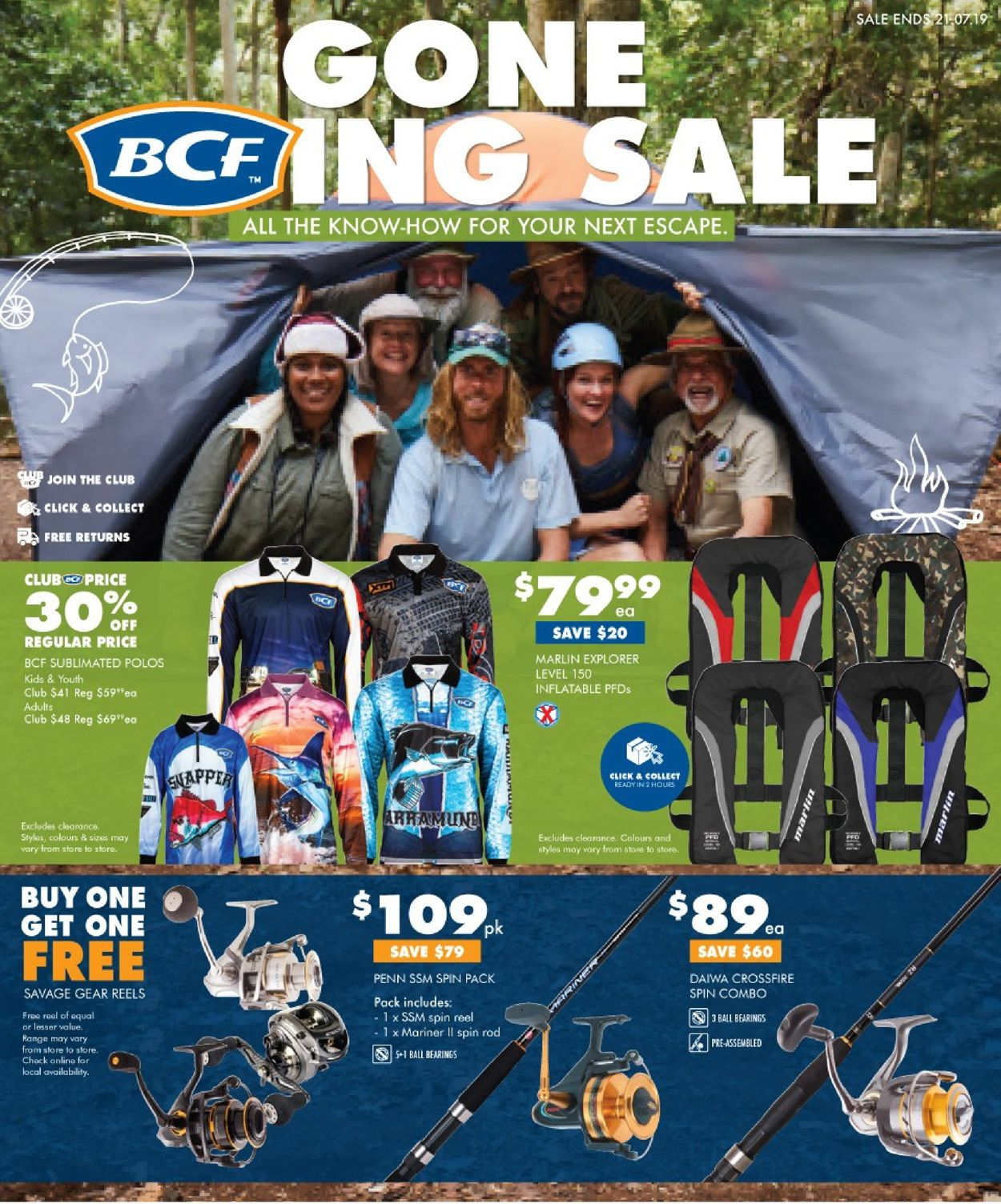 BCF Catalogue - 03/07-21/07/2019