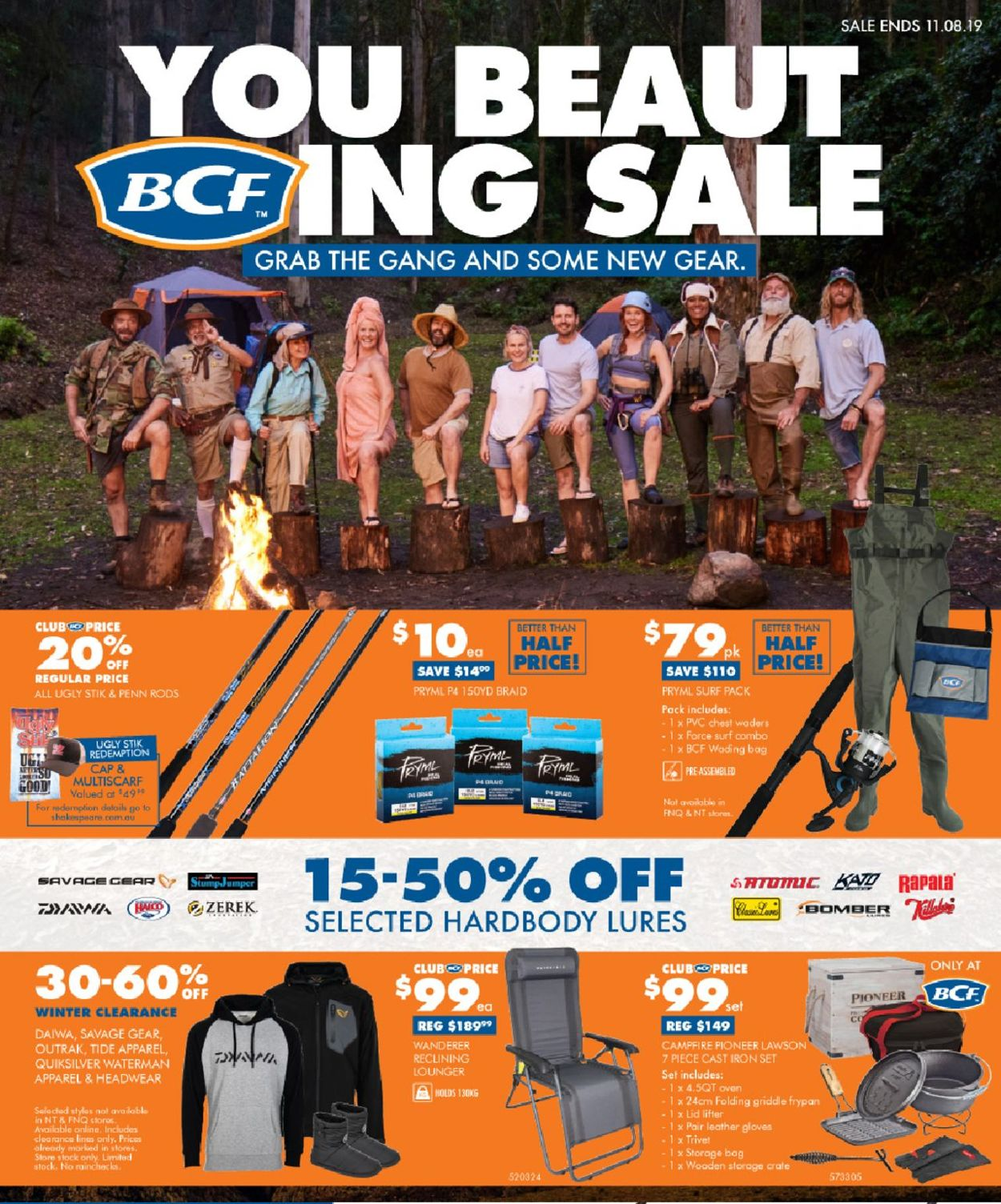 BCF Catalogue - 31/07-11/08/2019
