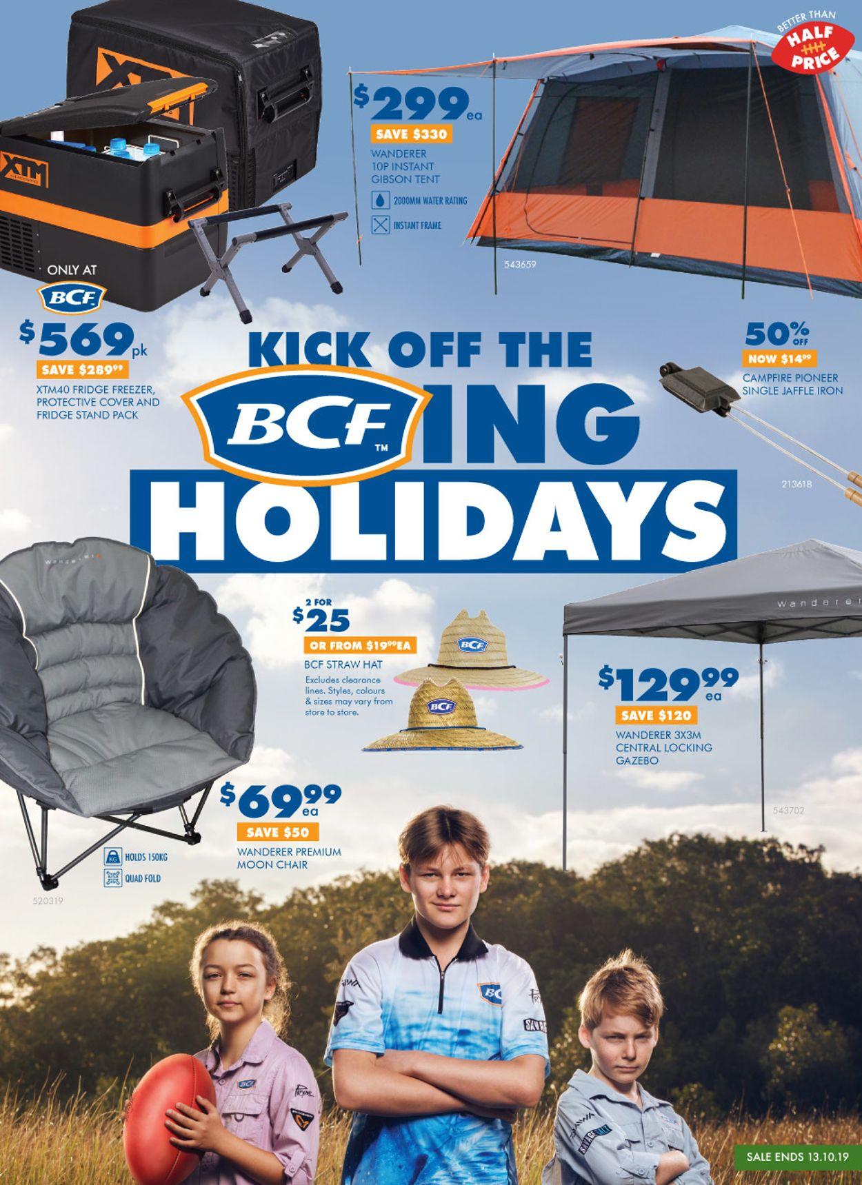 BCF Catalogue - 18/09-13/10/2019