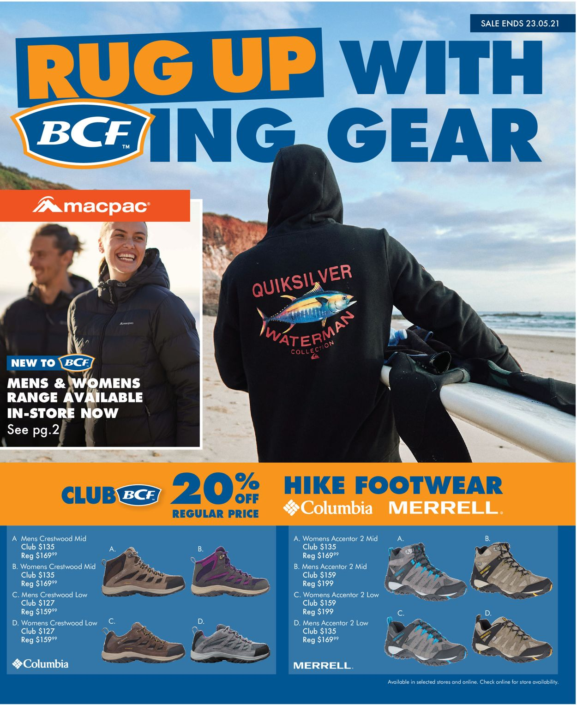 BCF Catalogue - 05/05-23/05/2021