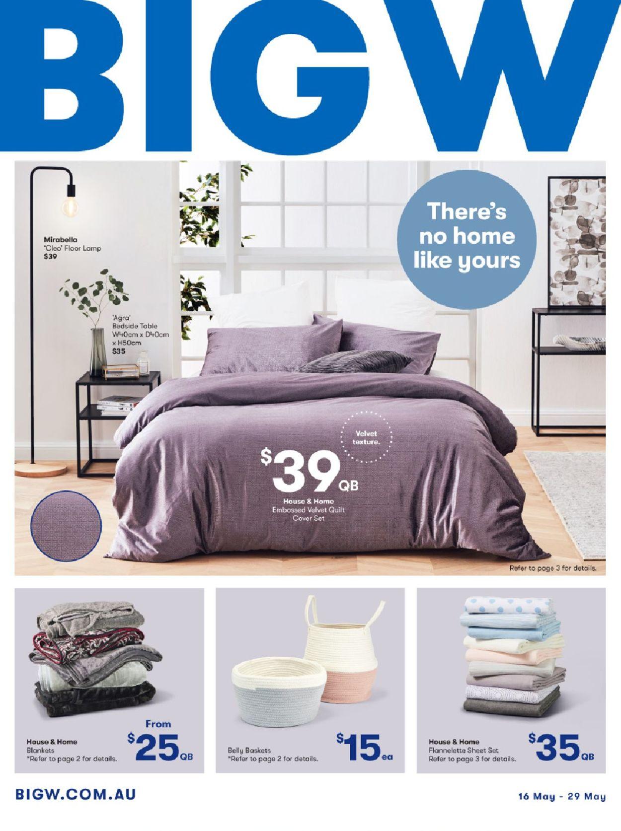BIG W Catalogue - 16/05-29/05/2019
