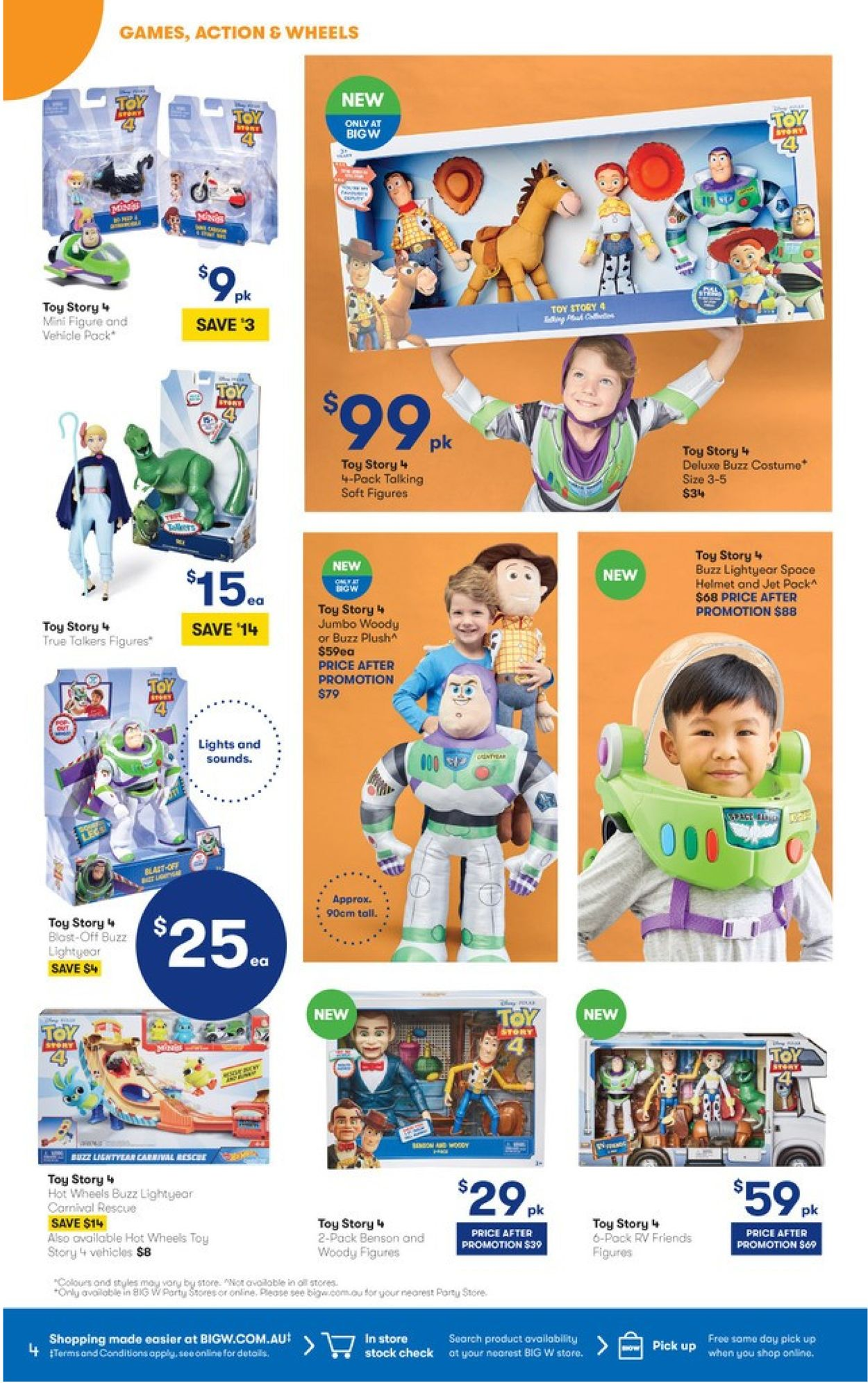 BIG W Catalogue - 20/06-10/07/2019 (Page 4)