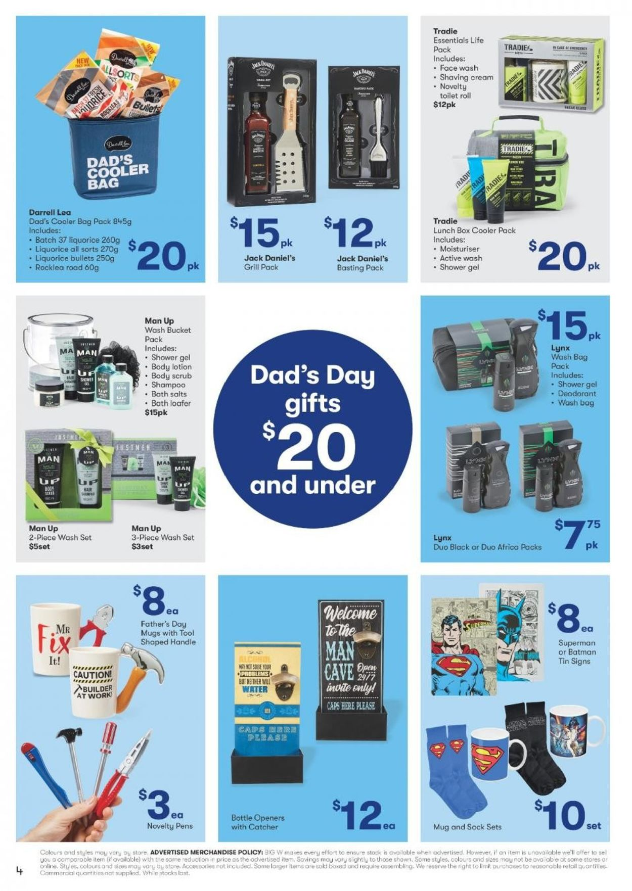 BIG W Catalogue - 15/08-01/09/2019 (Page 4)