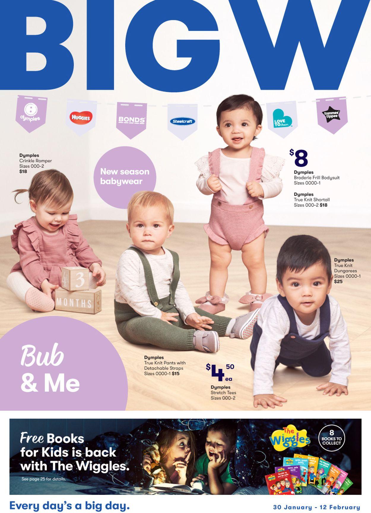 BIG W Catalogue - 30/01-12/02/2020