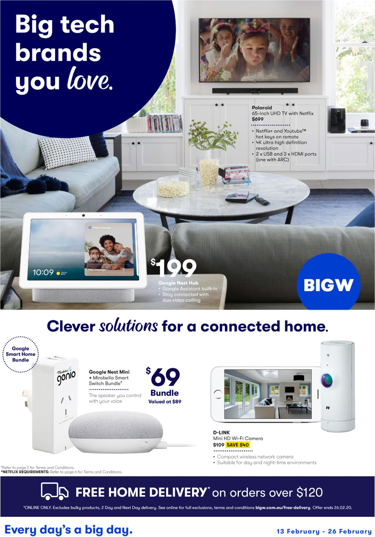 BIG W Catalogue - 13/02-26/02/2020