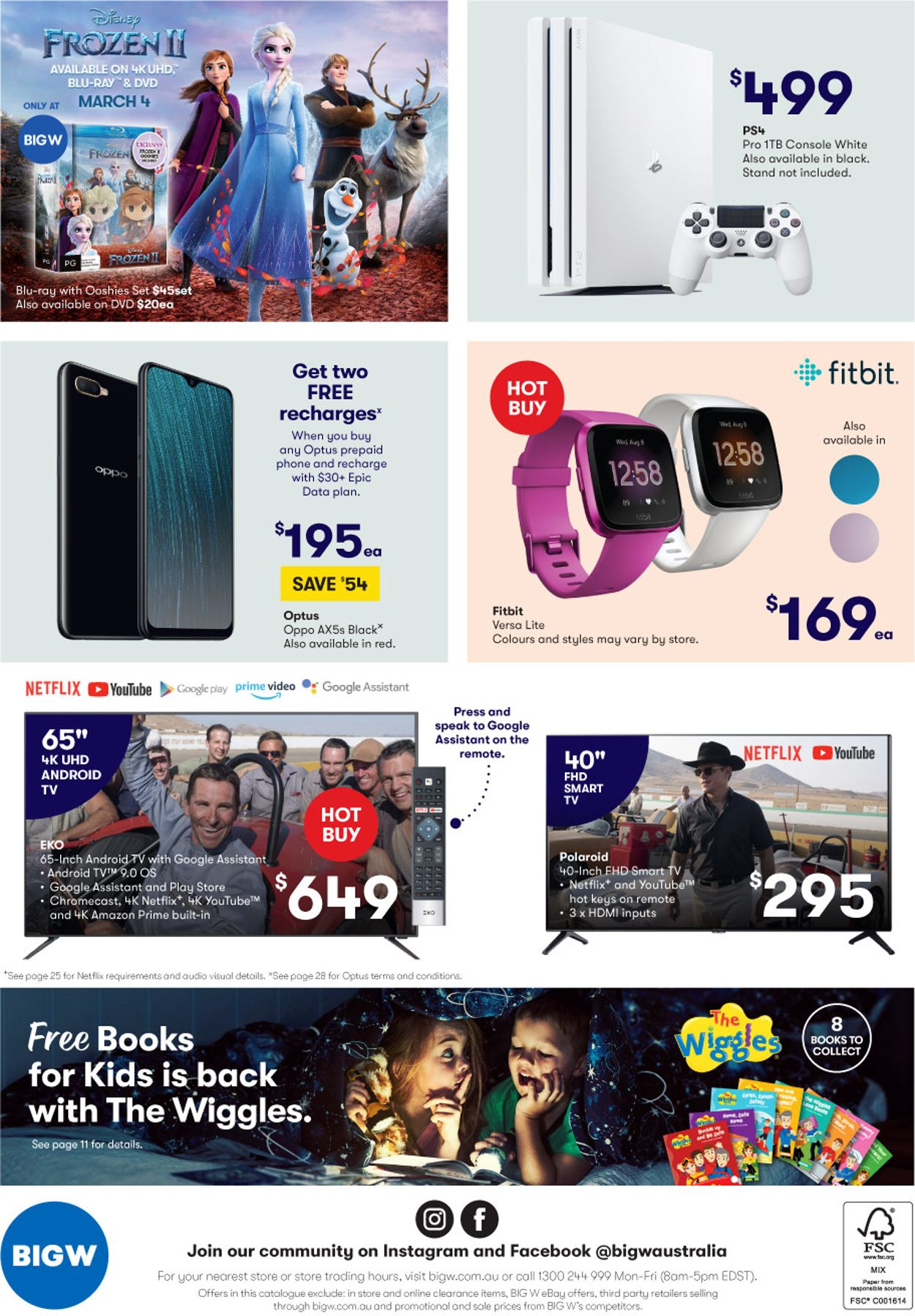 BIG W Catalogue - 27/02-11/03/2020 (Page 32)