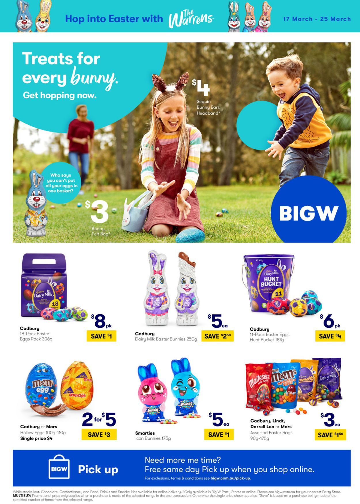 BIG W Catalogue - 17/03-25/03/2020