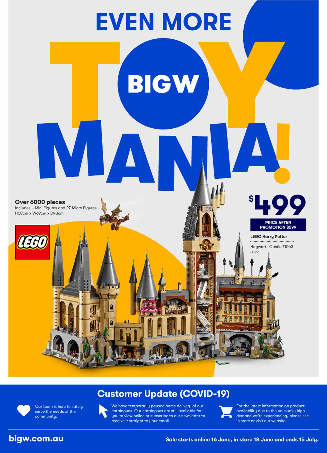 BIG W Catalogue - 16/06-15/07/2020