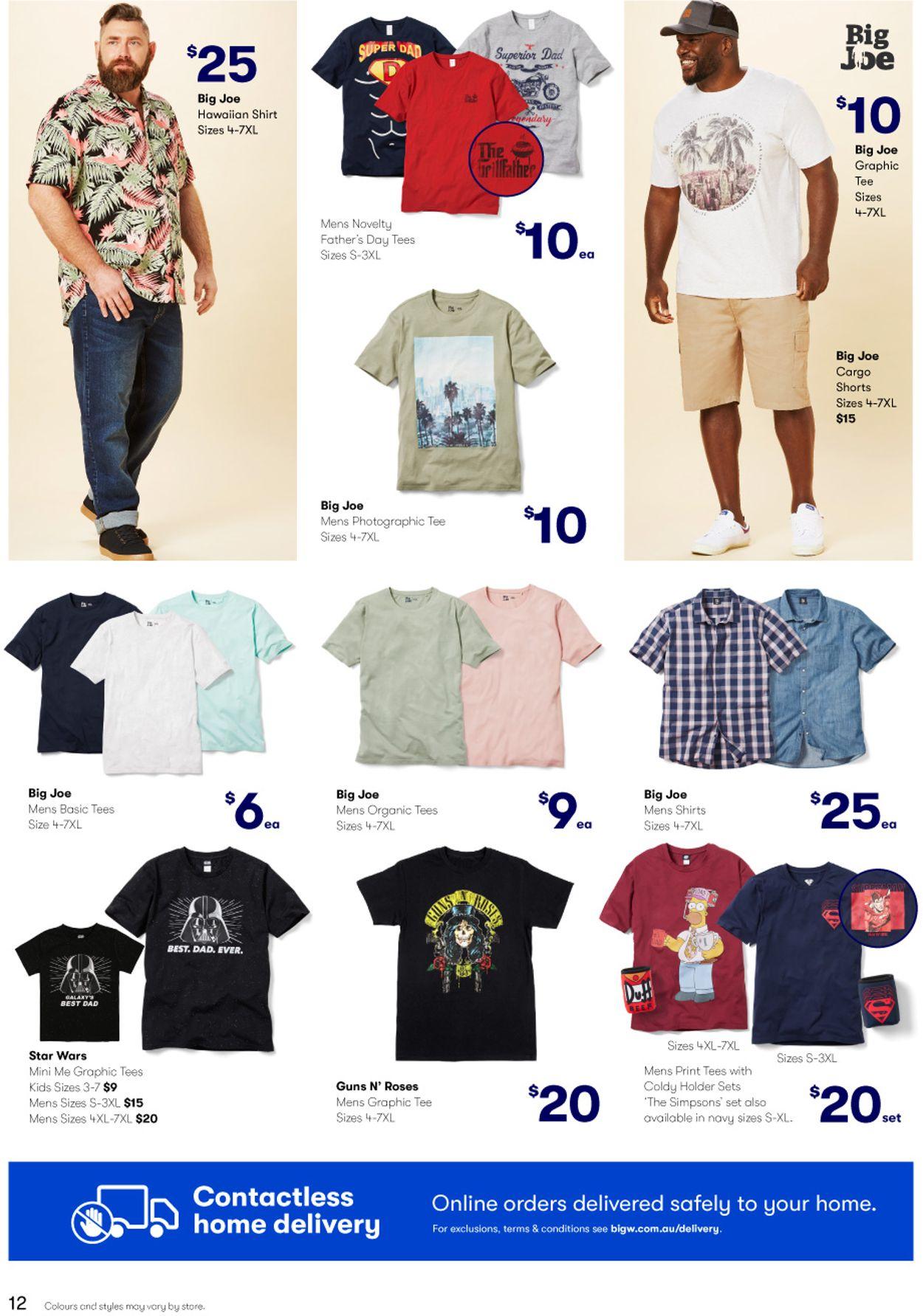 BIG W Catalogue - 13/08-26/08/2020 (Page 12)