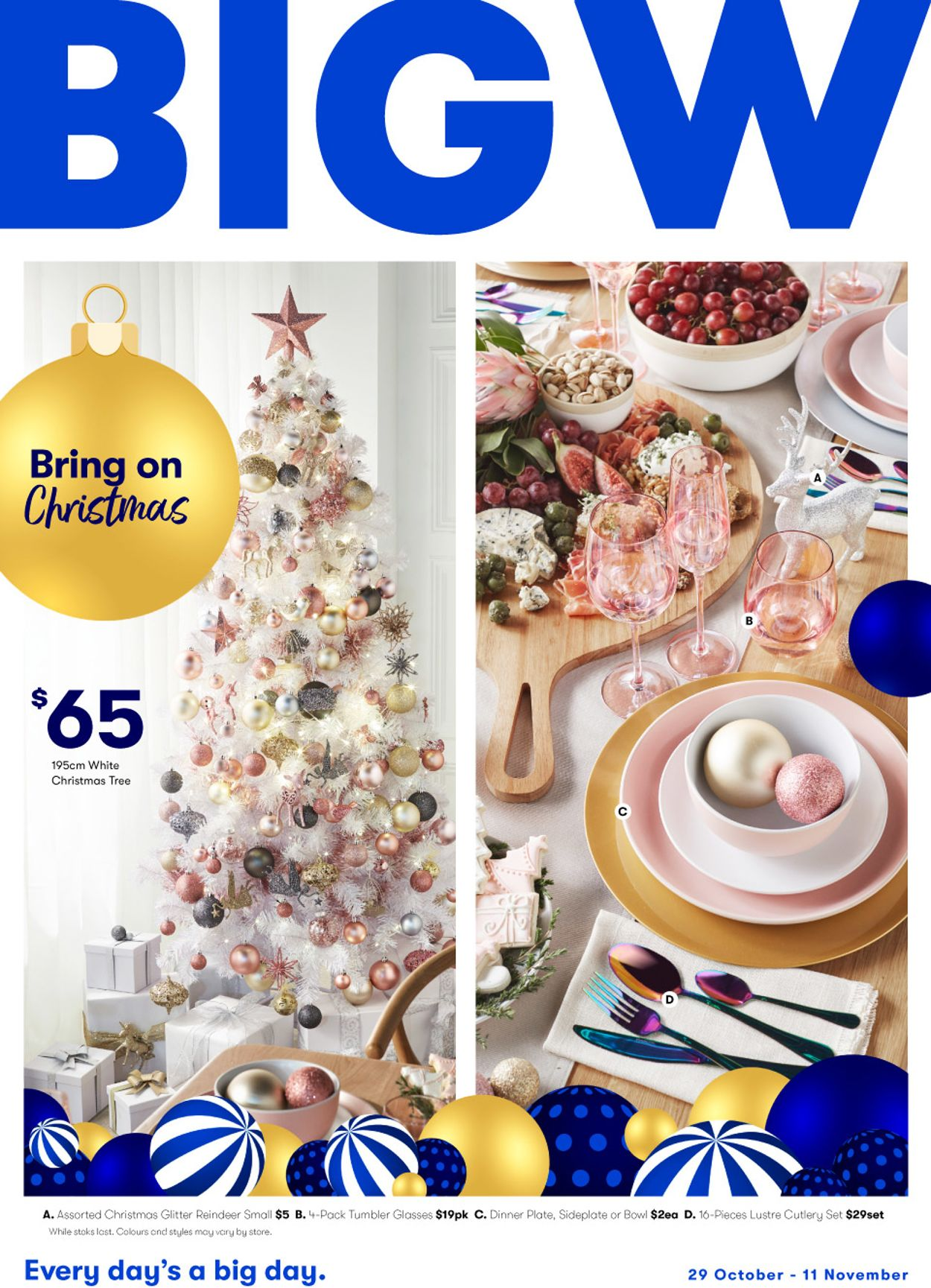BIG W Christmas 2020 Catalogue - 29/10-11/11/2020