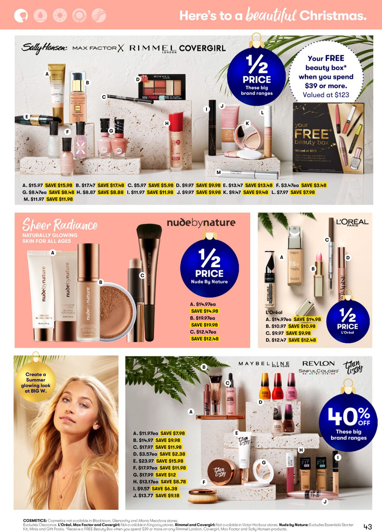 BIG W Catalogue - 12/11-25/11/2020 (Page 43)