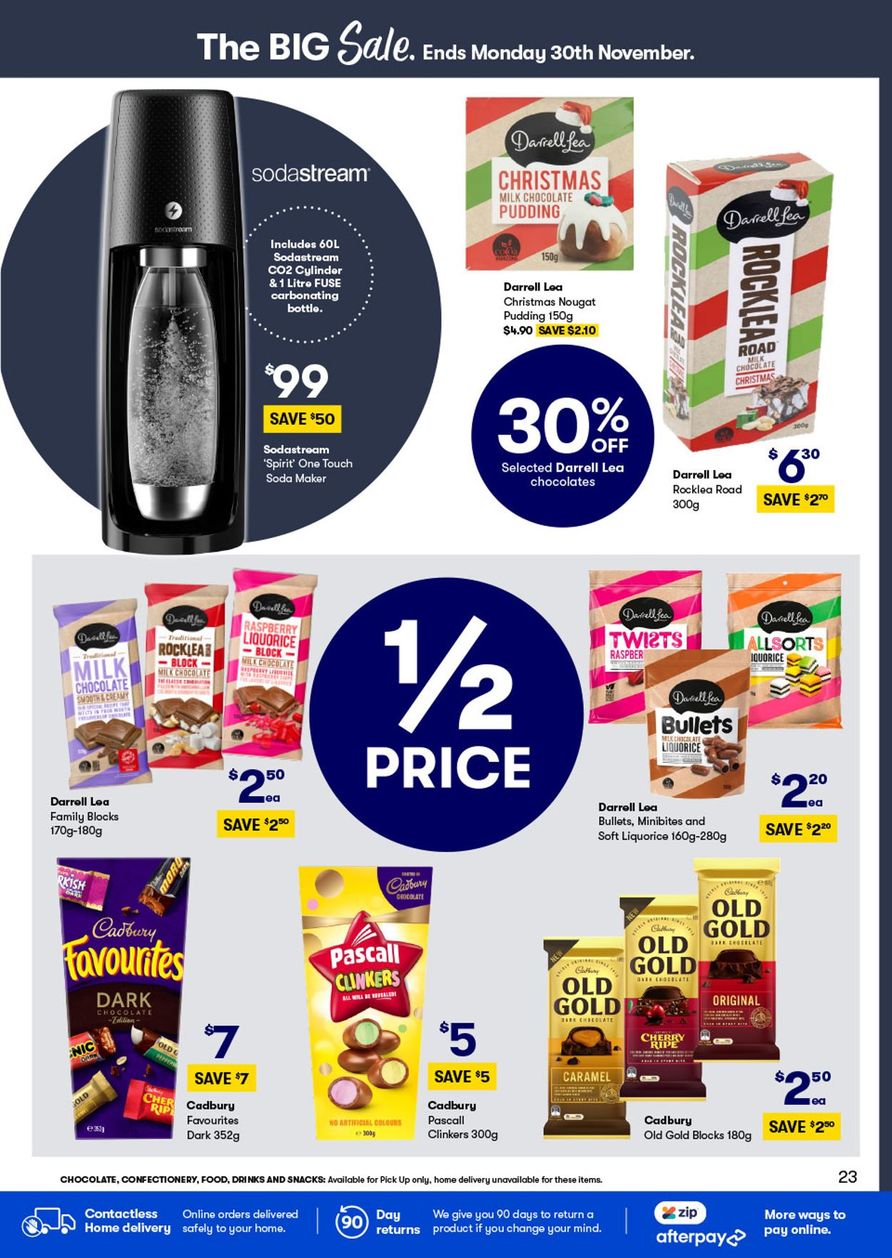 BIG W Black Friday 2020 Catalogue - 25/11-30/11/2020 (Page 23)
