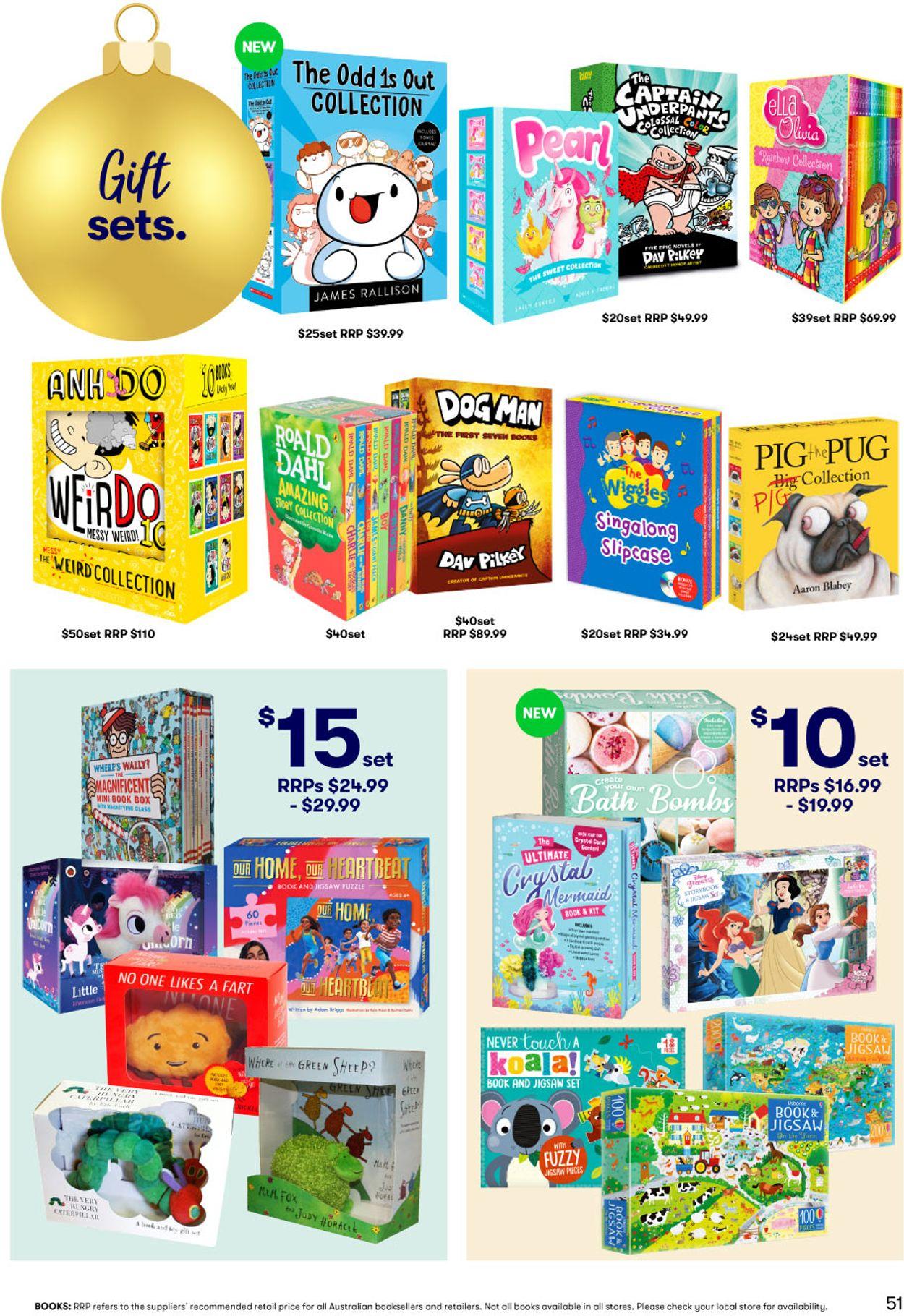 BIG W - Christmas 2020 Catalogue - 10/12-23/12/2020 (Page 51)