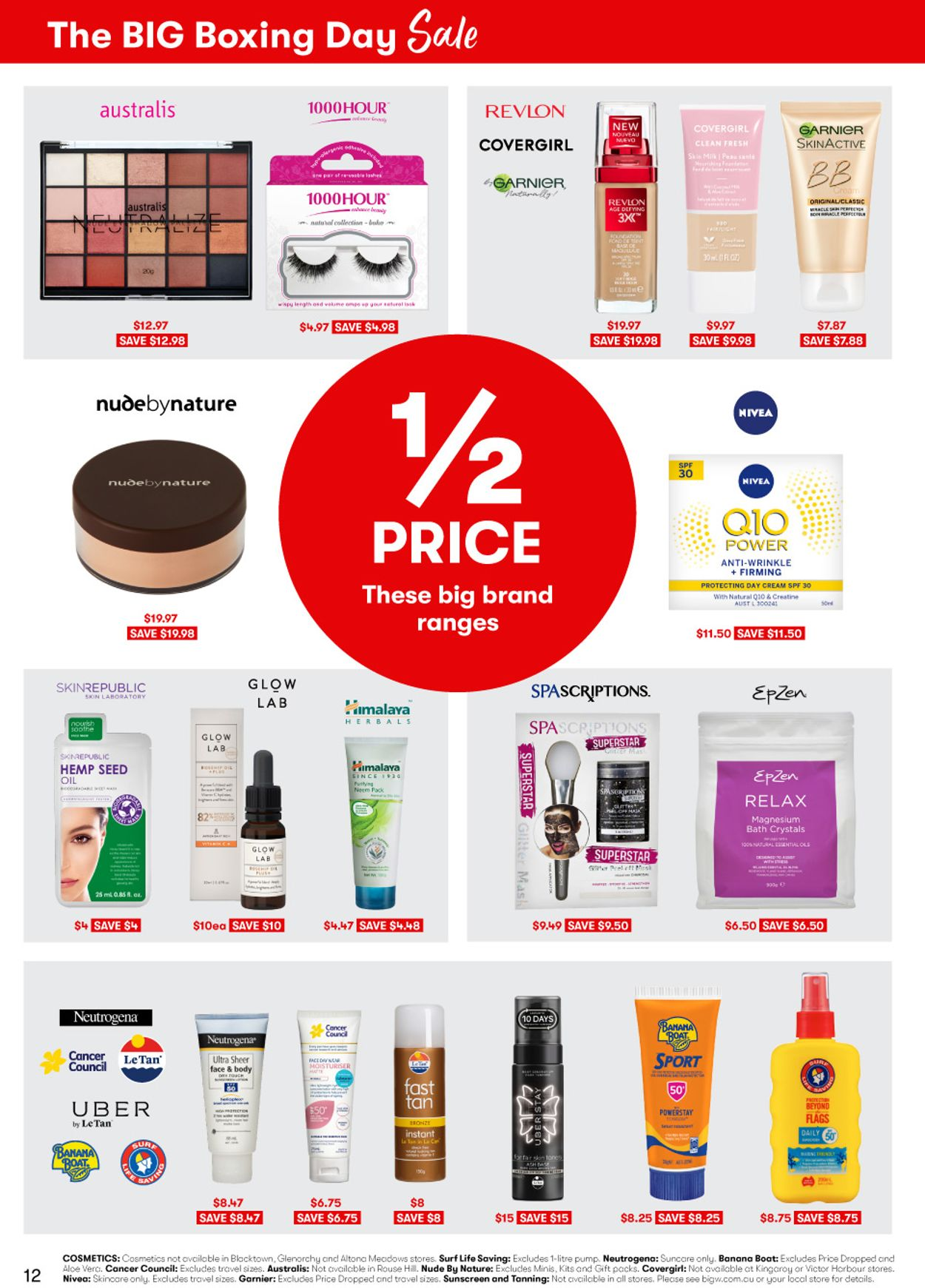 BIG W - Boxing Day 2020 Catalogue - 25/12-06/01/2021 (Page 12)