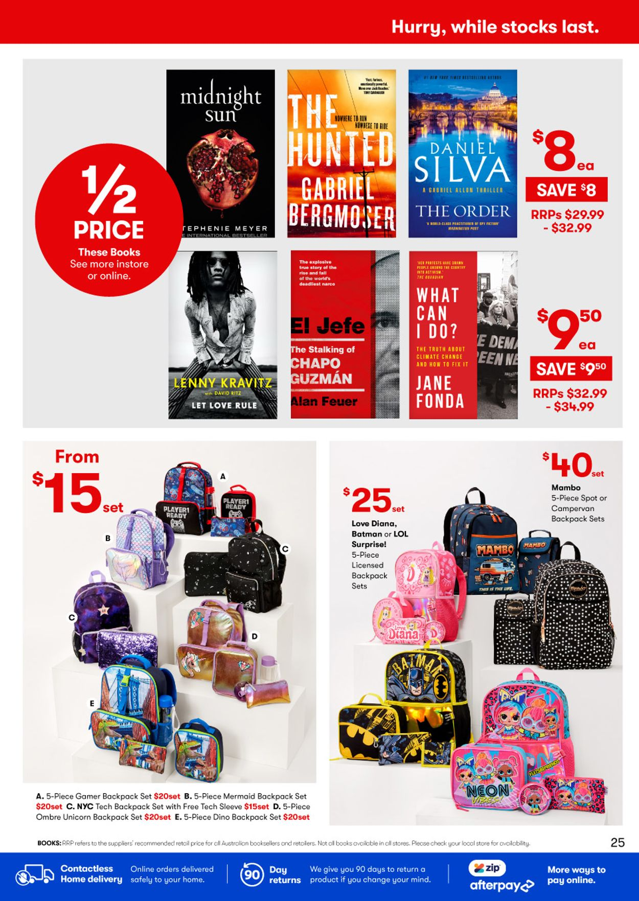 BIG W - Boxing Day 2020 Catalogue - 25/12-06/01/2021 (Page 25)