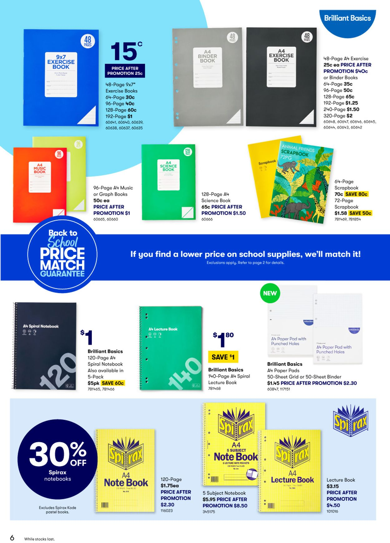 BIG W - Back to School Catalogue - 31/12-13/01/2021 (Page 6)